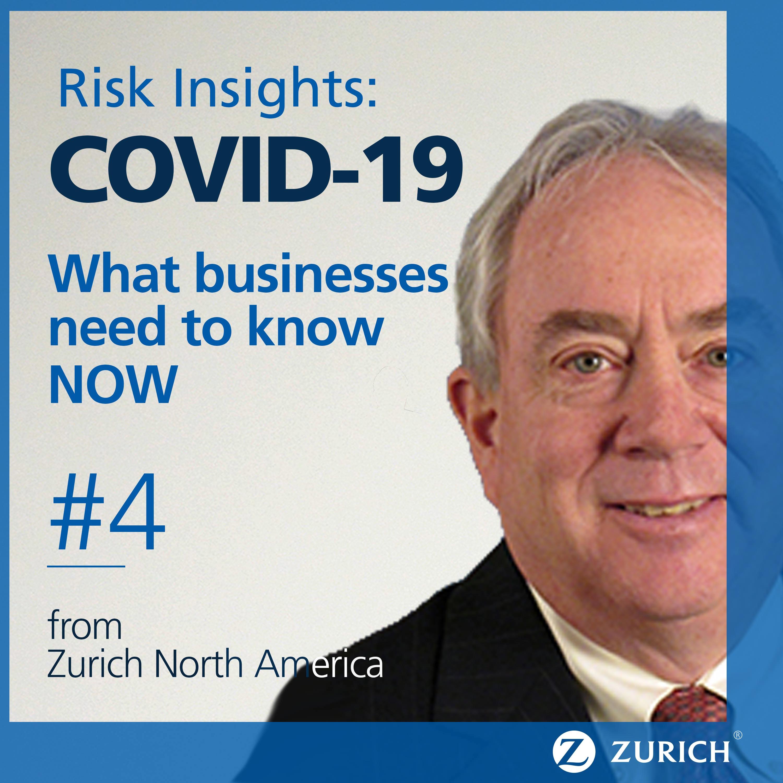 Artwork for podcast Risk Insights: Coronavirus