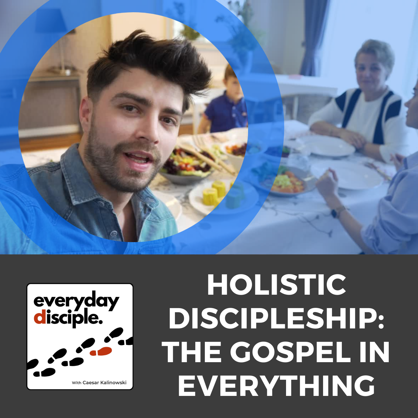 Artwork for podcast Everyday Disciple Podcast