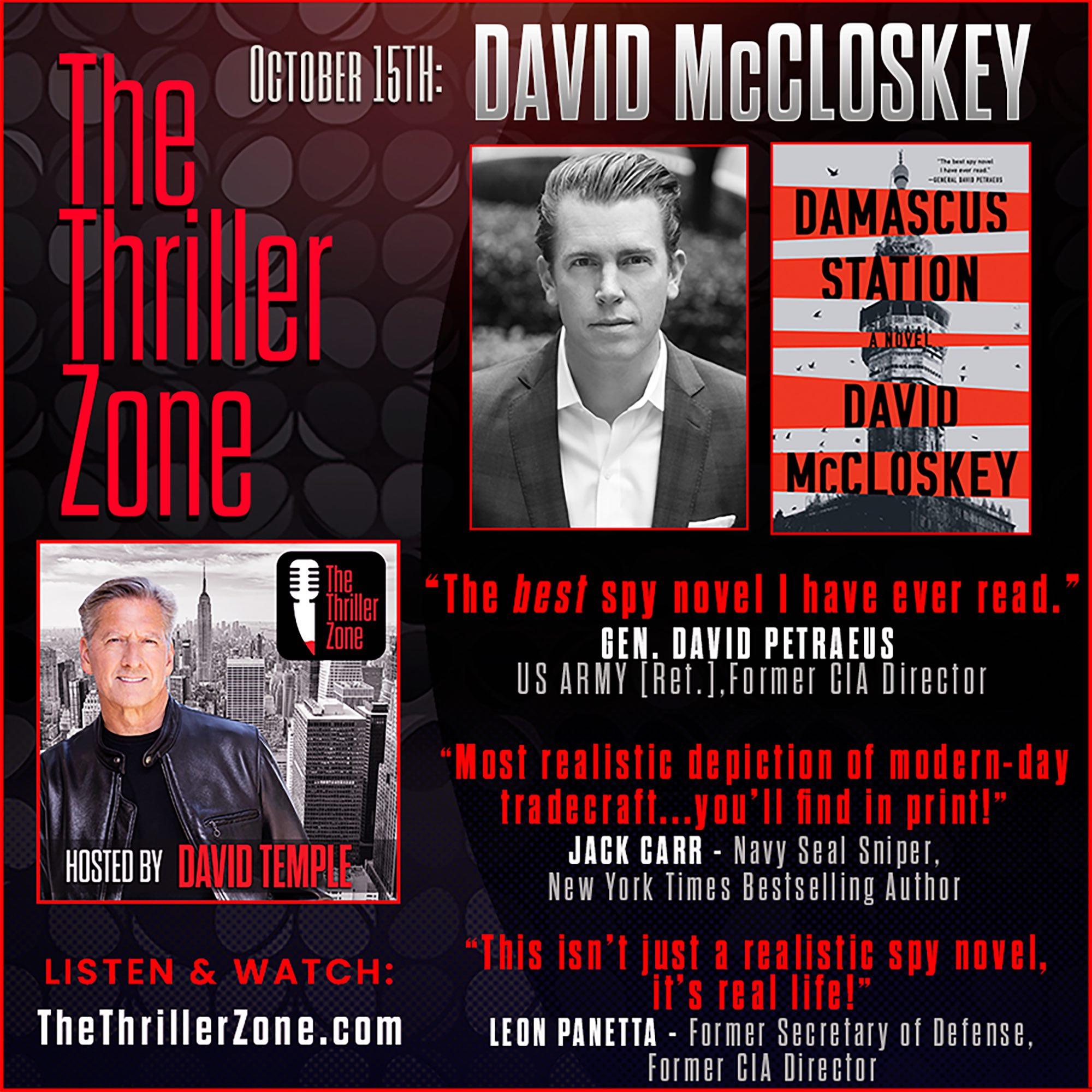 Artwork for podcast The Thriller Zone