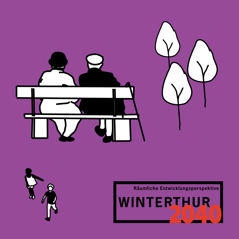 Artwork for podcast Winterthur 2040 - Stadtgeschichten der Zukunft