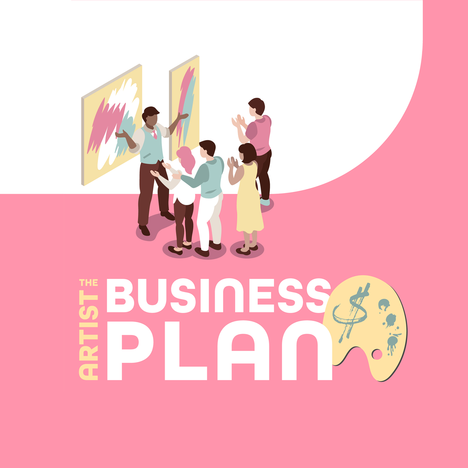 Show artwork for The Artist Business Plan