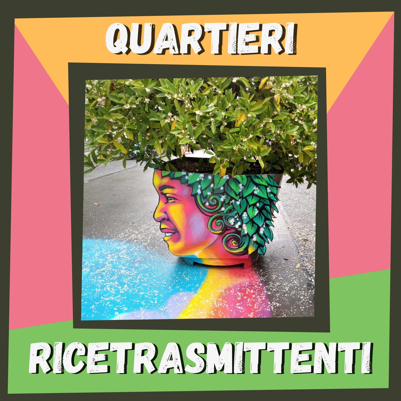 Artwork for podcast Quartieri Ricetrasmittenti