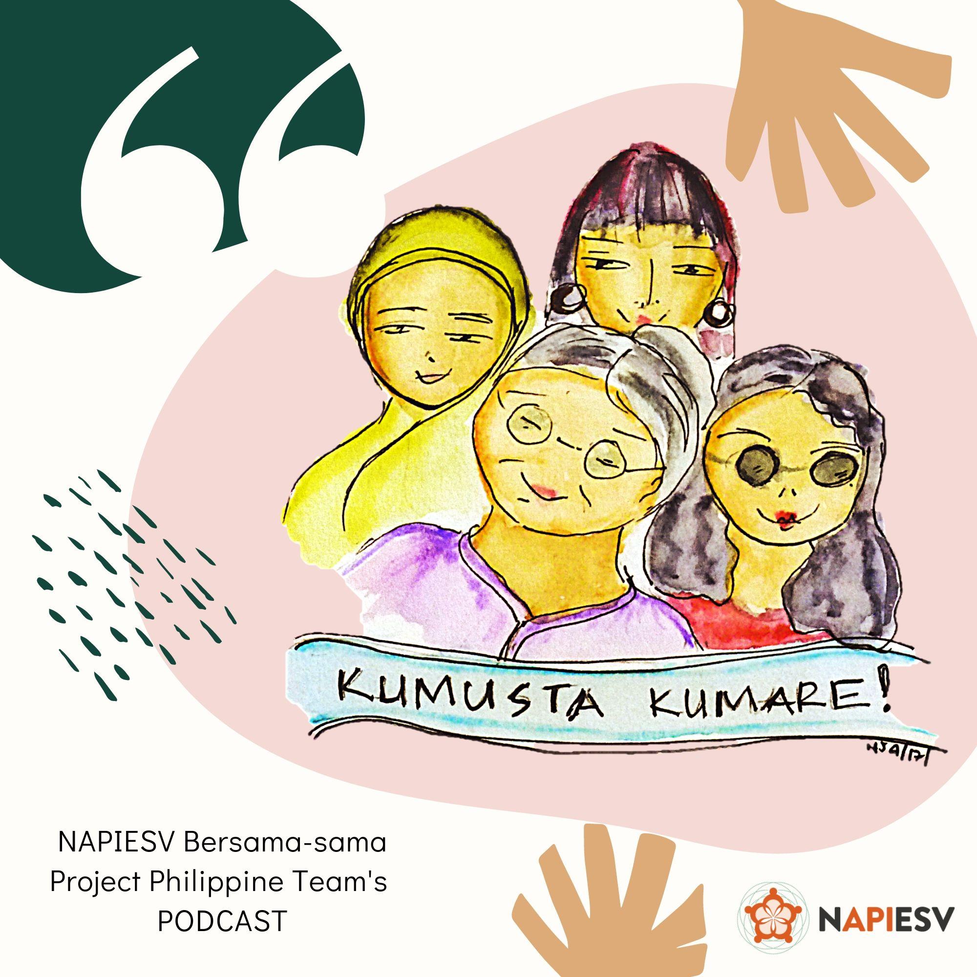 Show artwork for Kumusta, Kumare!
