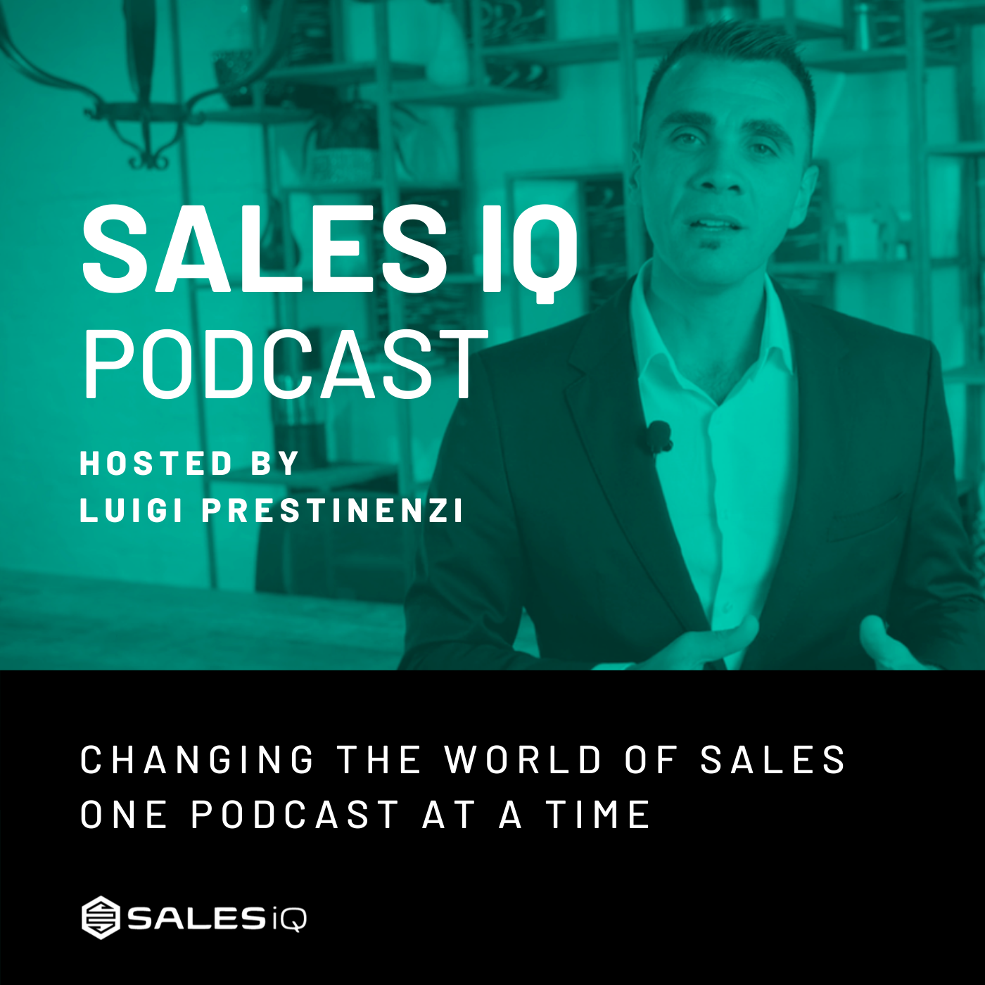 Show artwork for Sales IQ Podcast