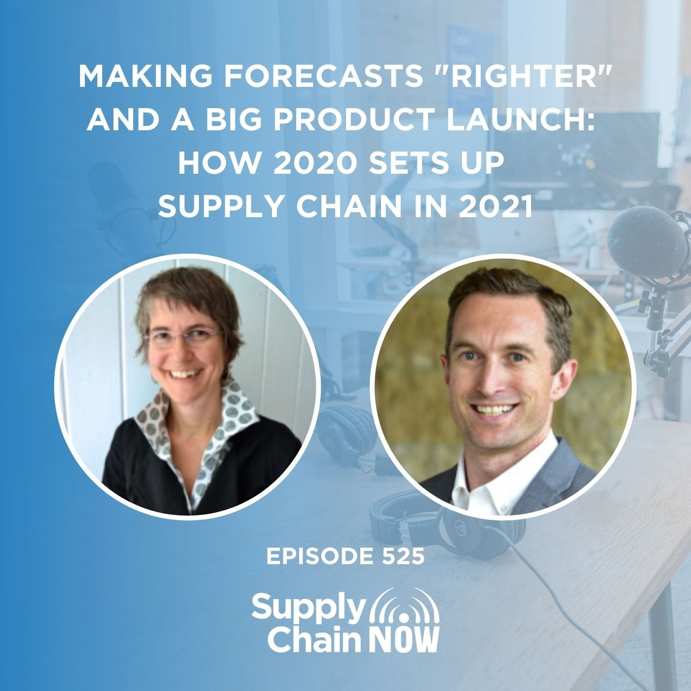 Artwork for podcast Supply Chain Now