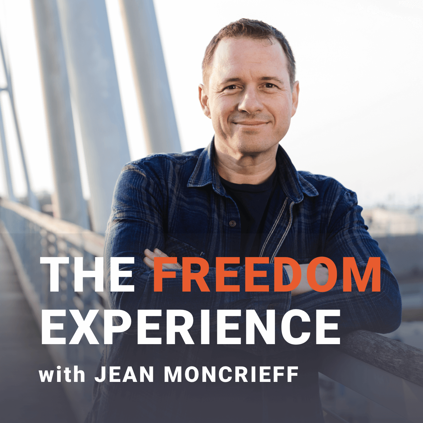 Show artwork for The Freedom Experience with Jean Moncrieff