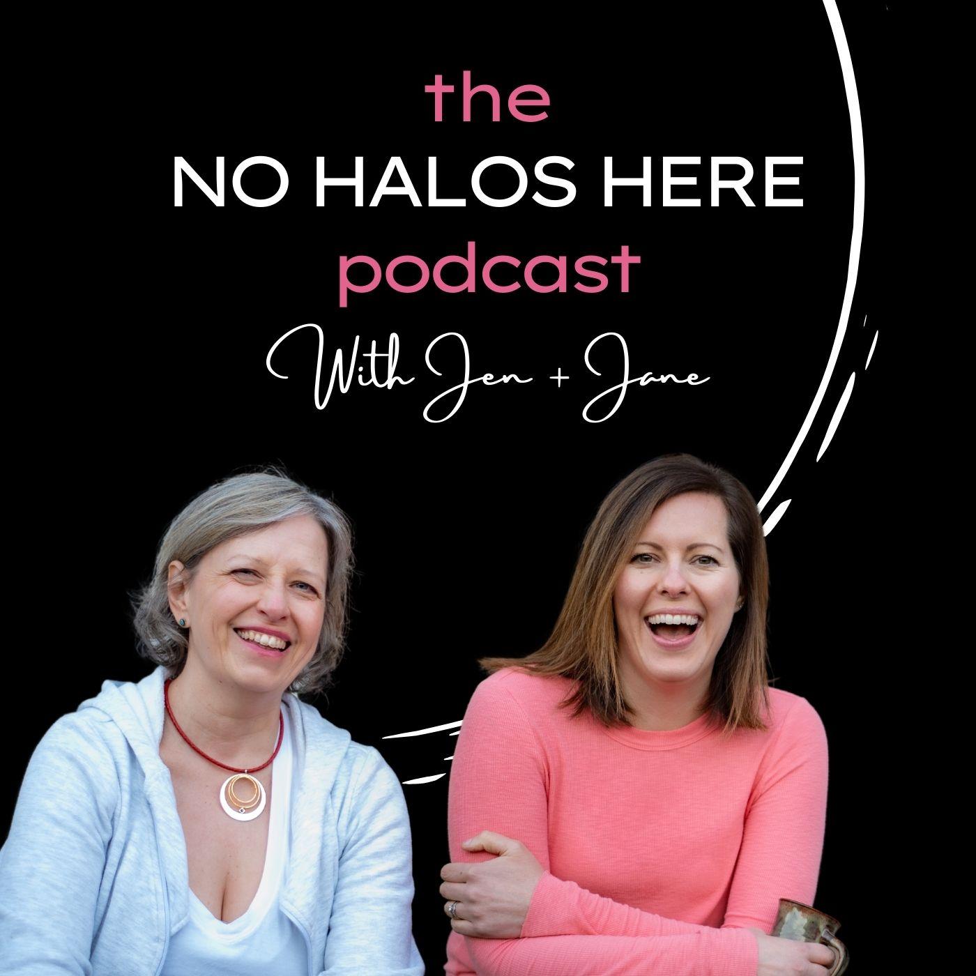 Show artwork for No Halos Here