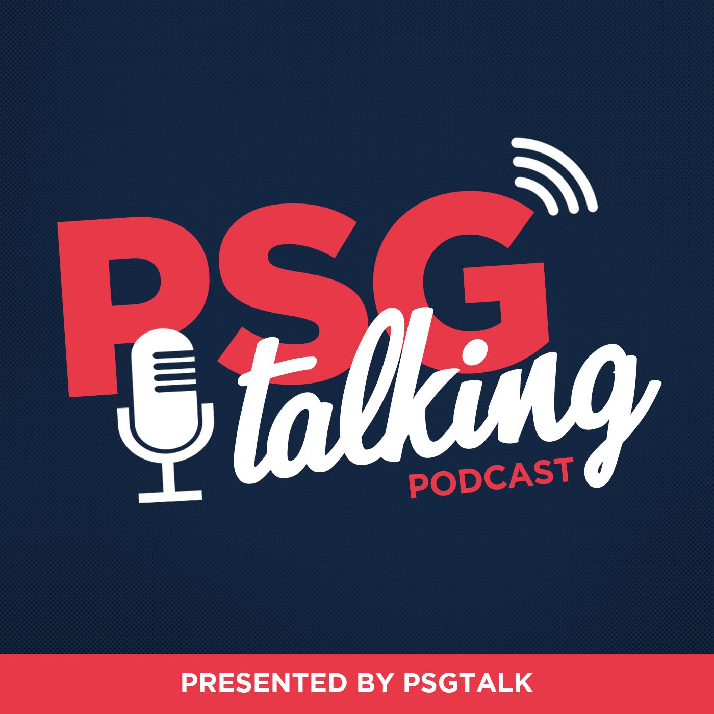 Artwork for podcast PSG Talking