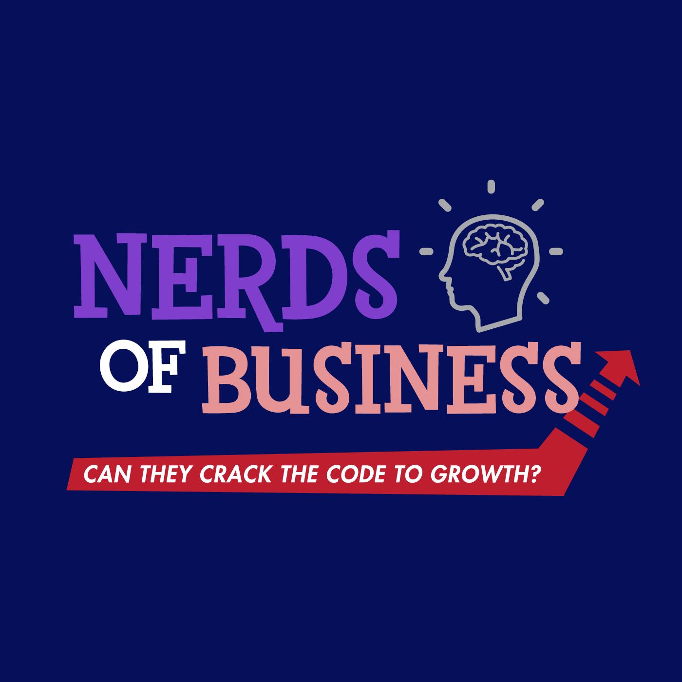Artwork for podcast Nerds of Business