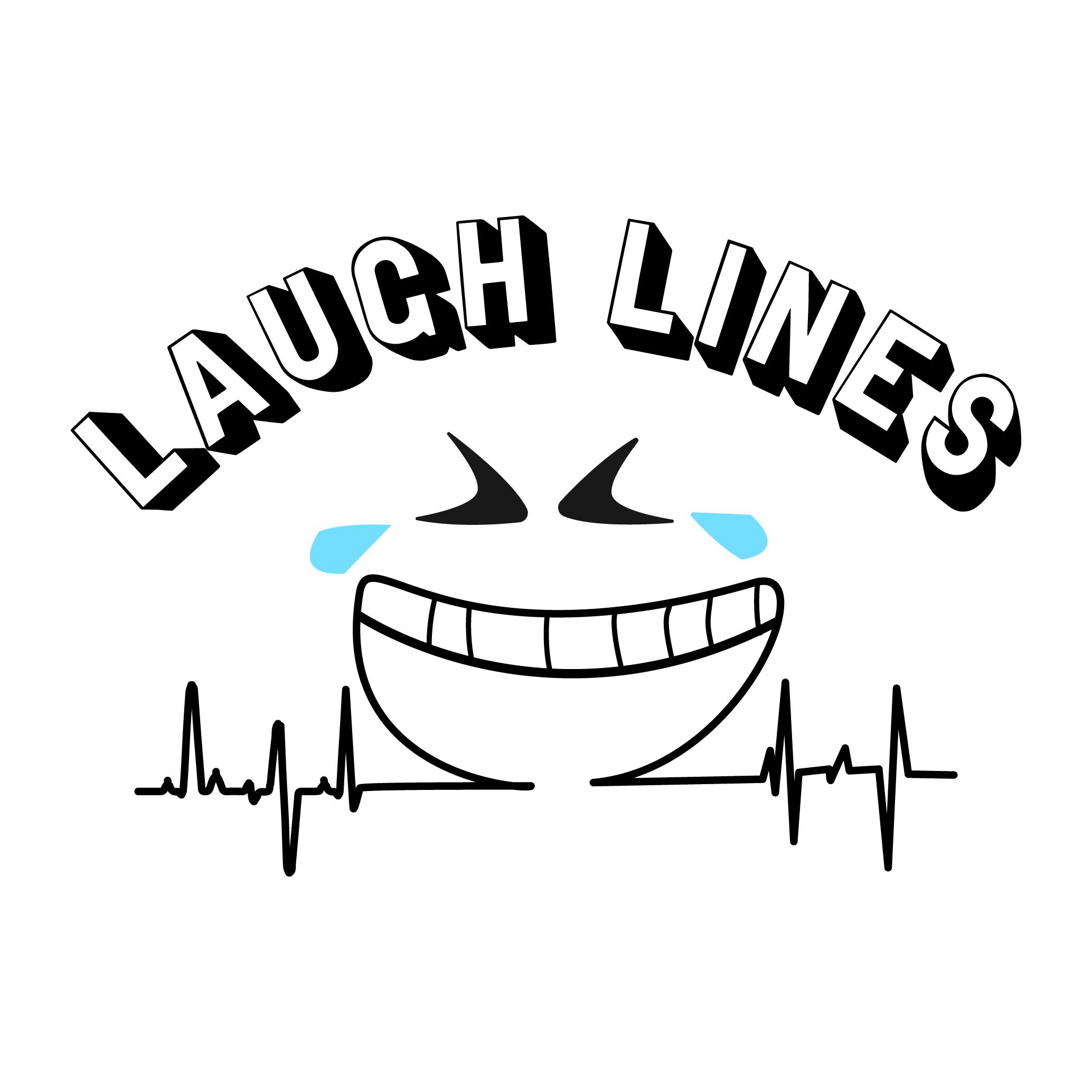 Artwork for podcast Laugh Lines with Cousin Sal & Rachel Bonnetta
