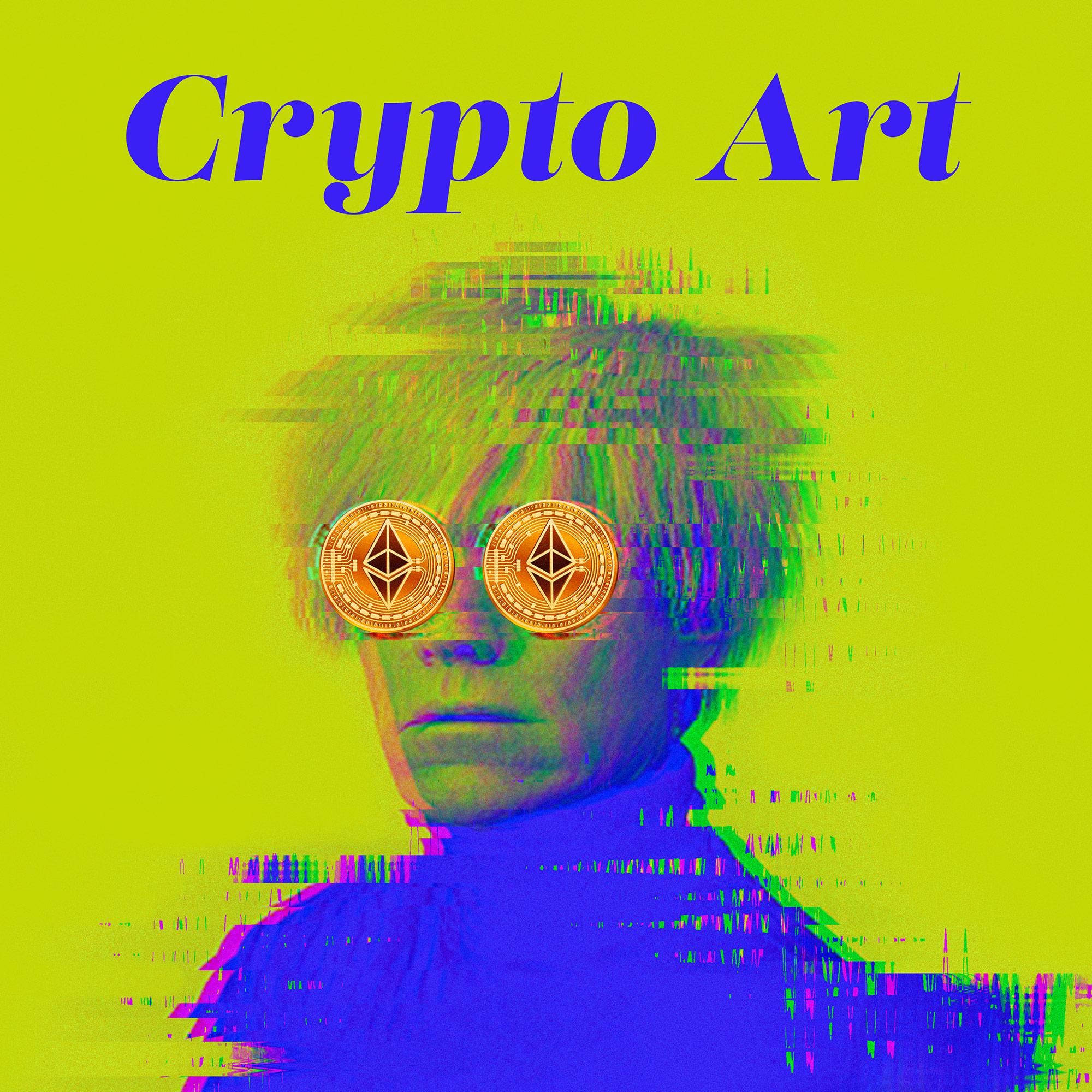 Show artwork for Crypto Art
