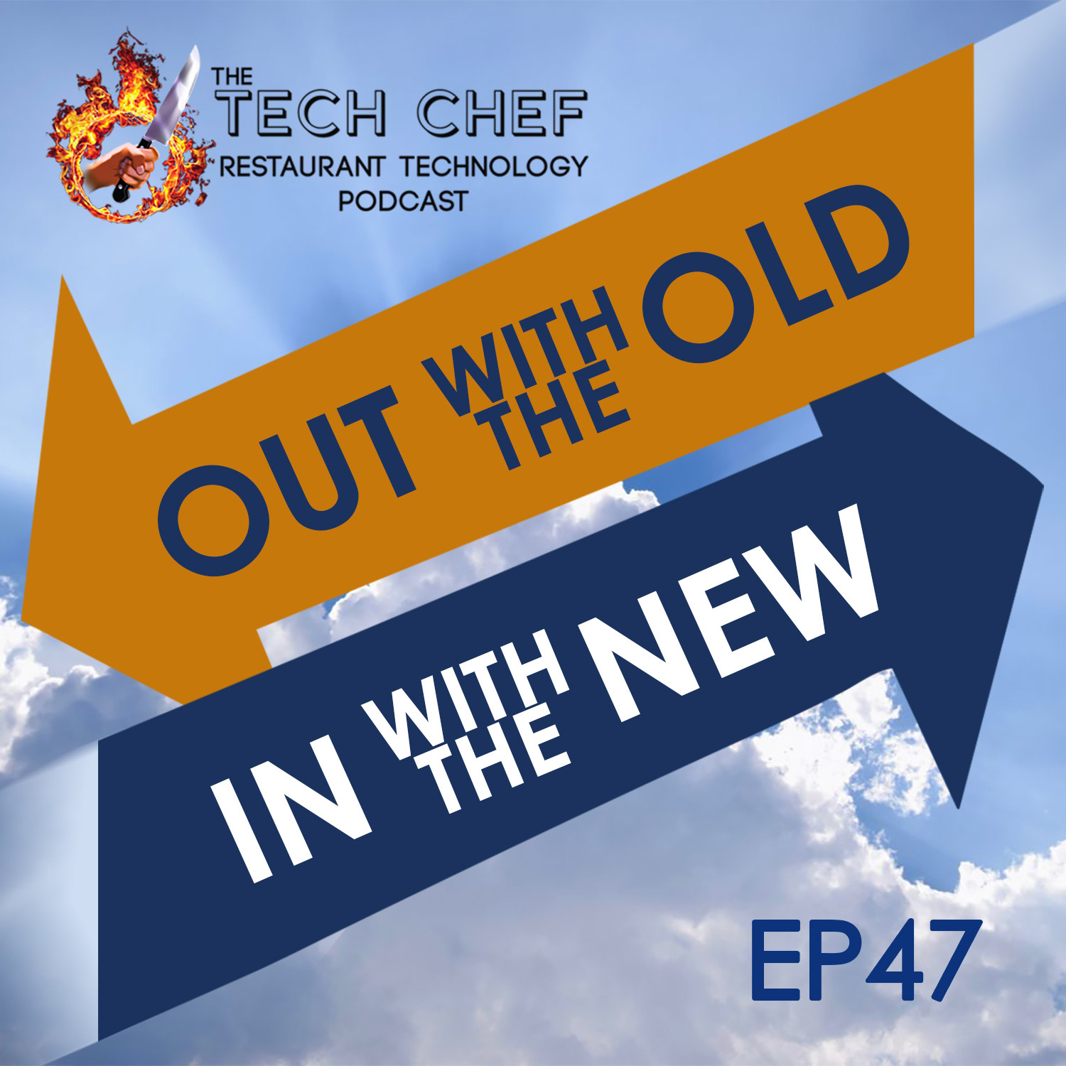 Artwork for podcast The Tech Chef, Restaurant, Hospitality and Hotel Technology Business Podcast