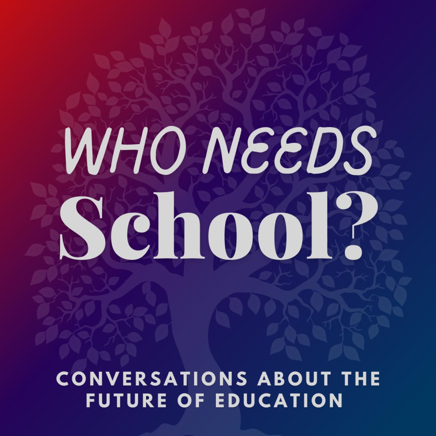 Show artwork for Who Needs School?