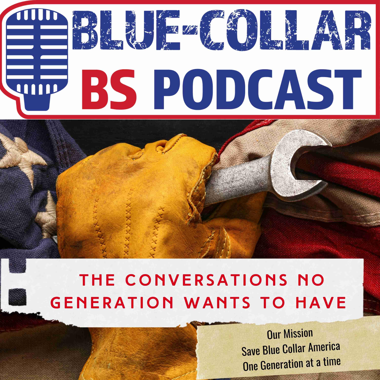 Show artwork for Blue-Collar BS