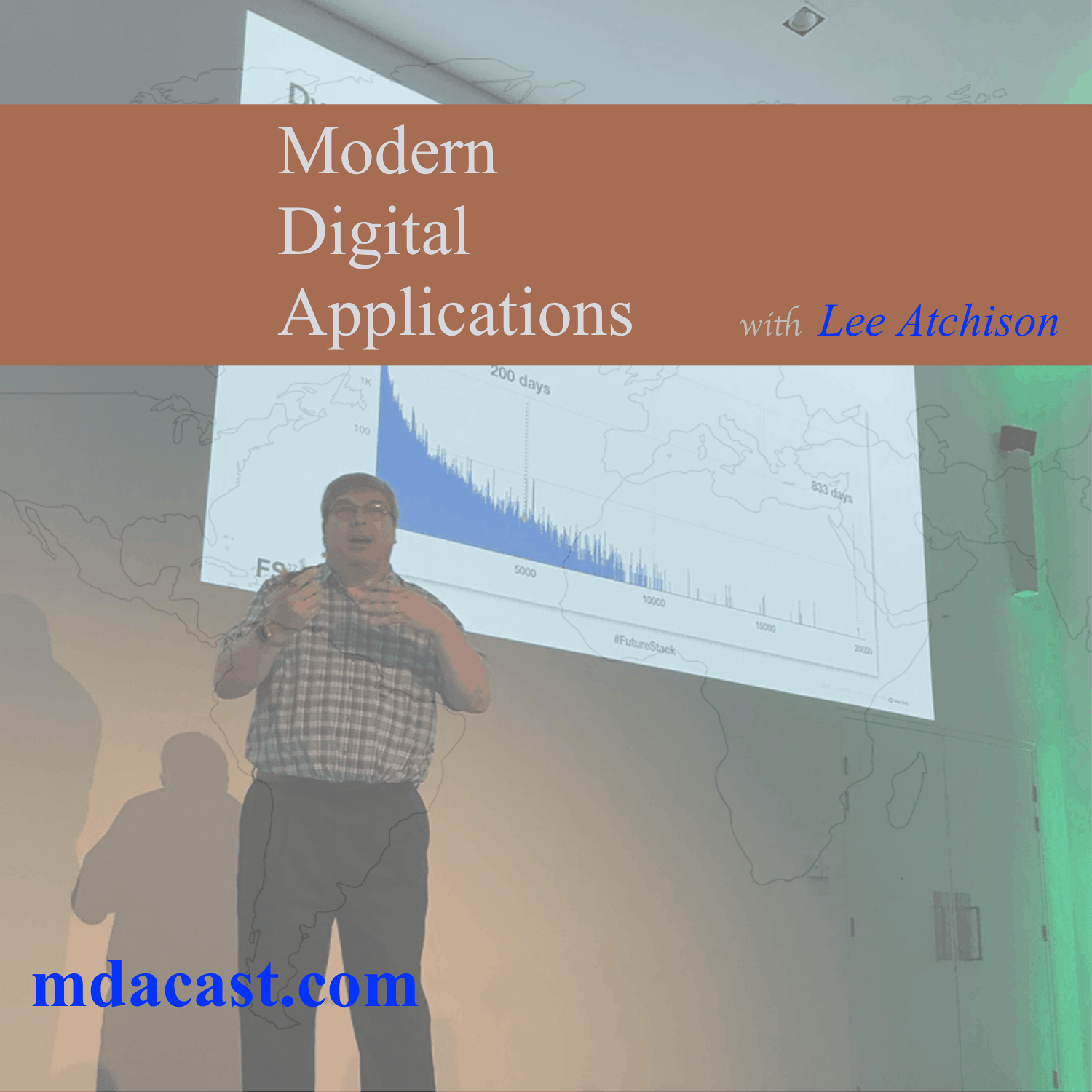 Show artwork for Modern Digital Applications with Lee Atchison