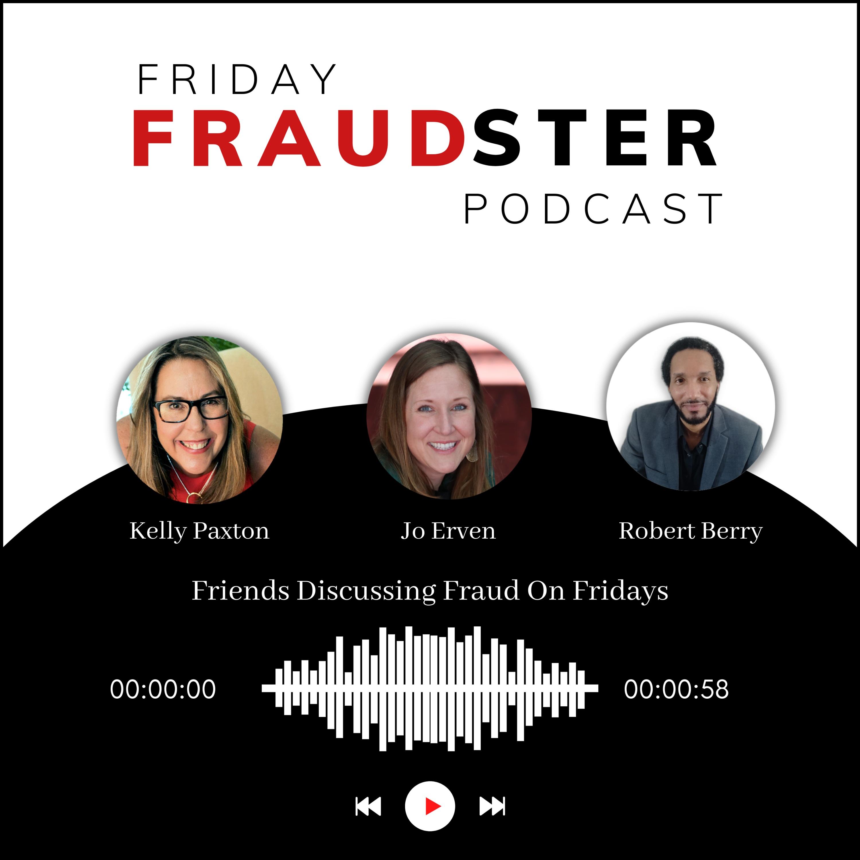 Artwork for podcast Friday Fraudster