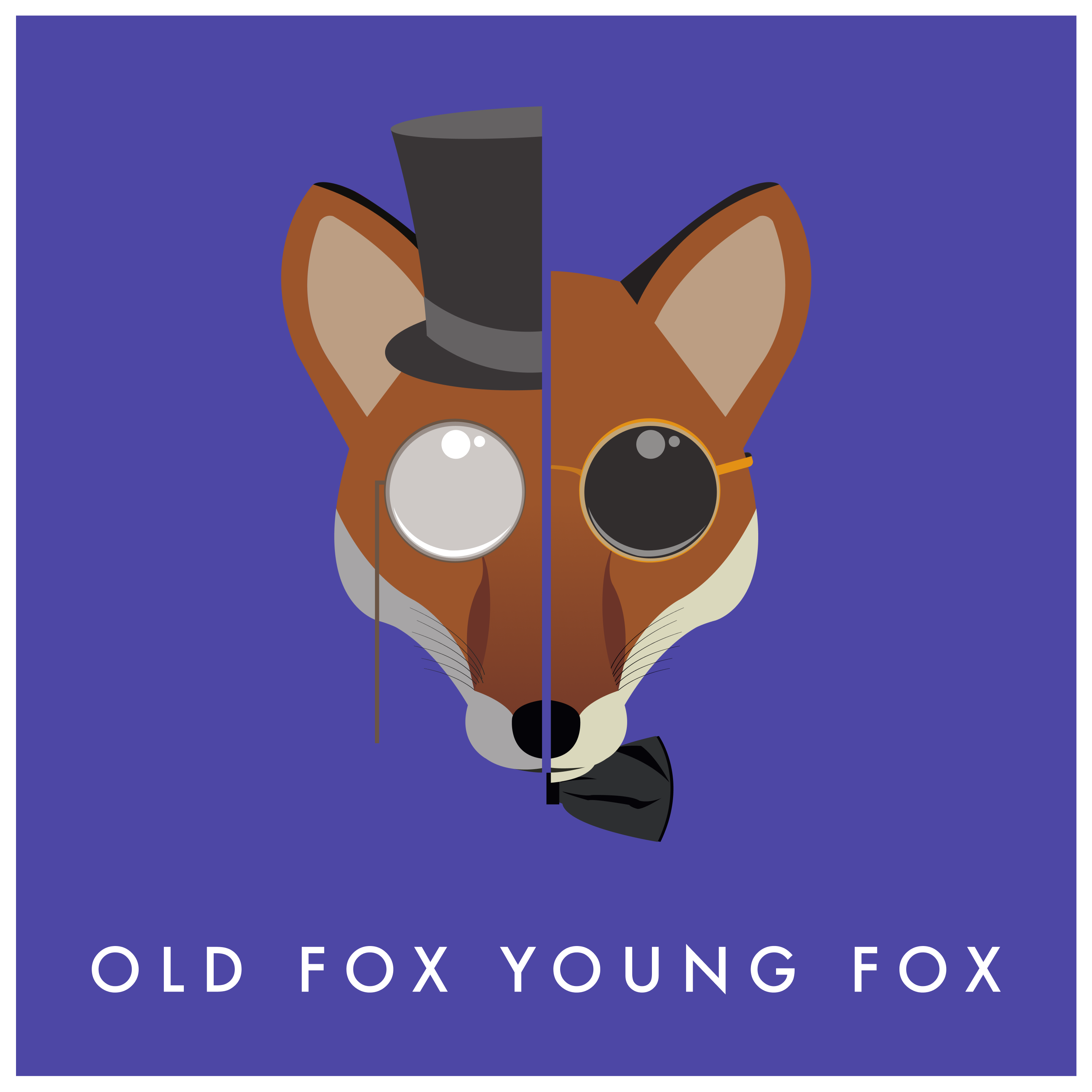 Artwork for podcast Old Fox Young Fox