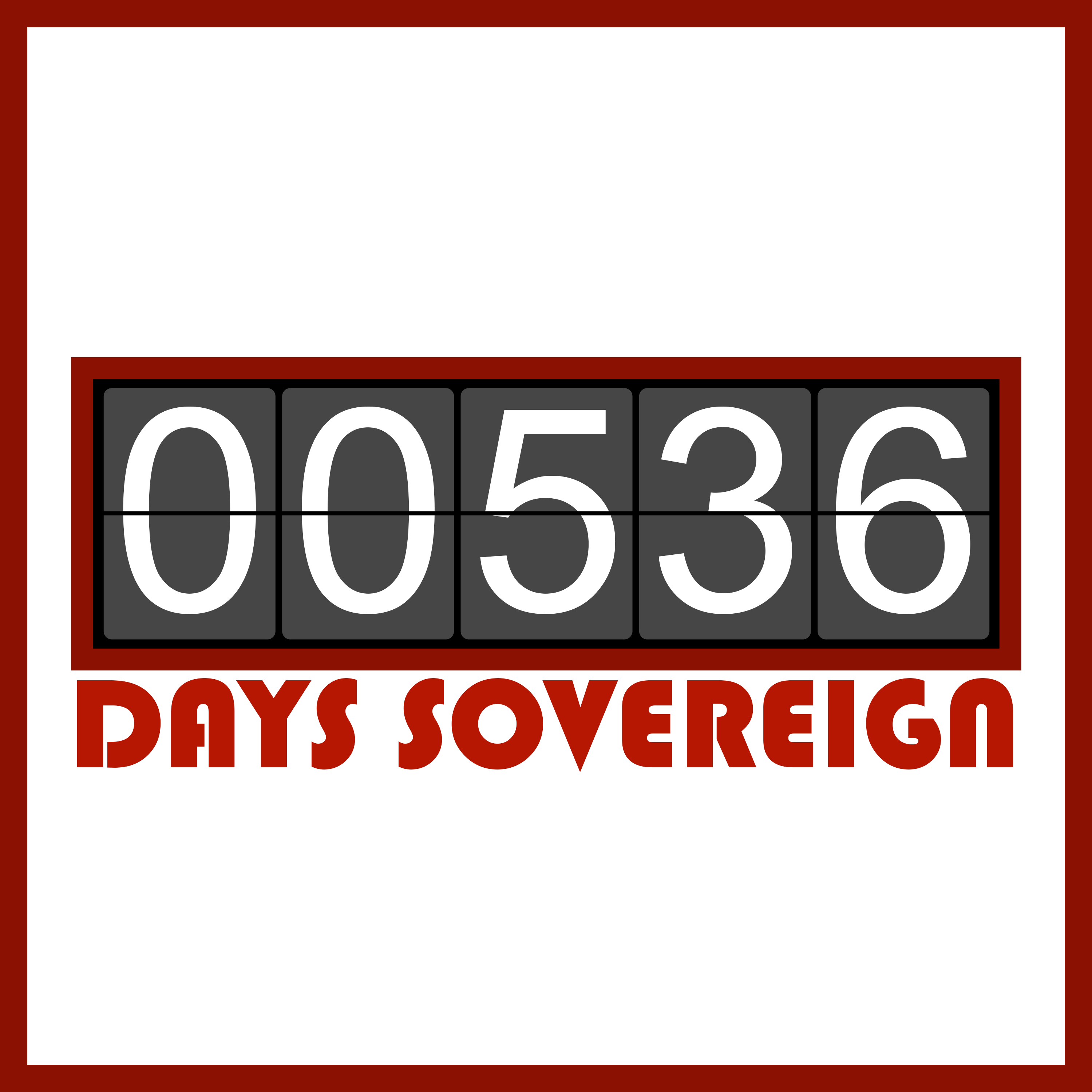 DAY 536 - Foreign Advice
