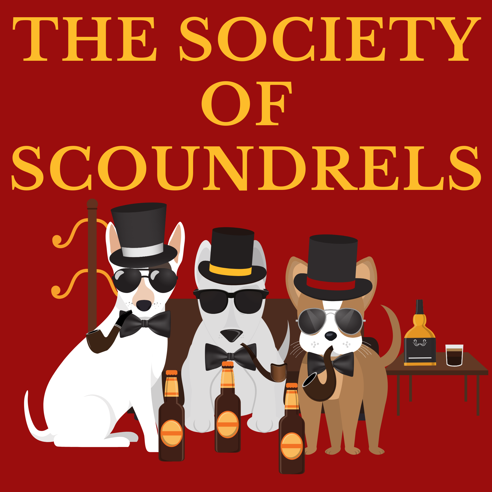 Show artwork for The Society of Scoundrels