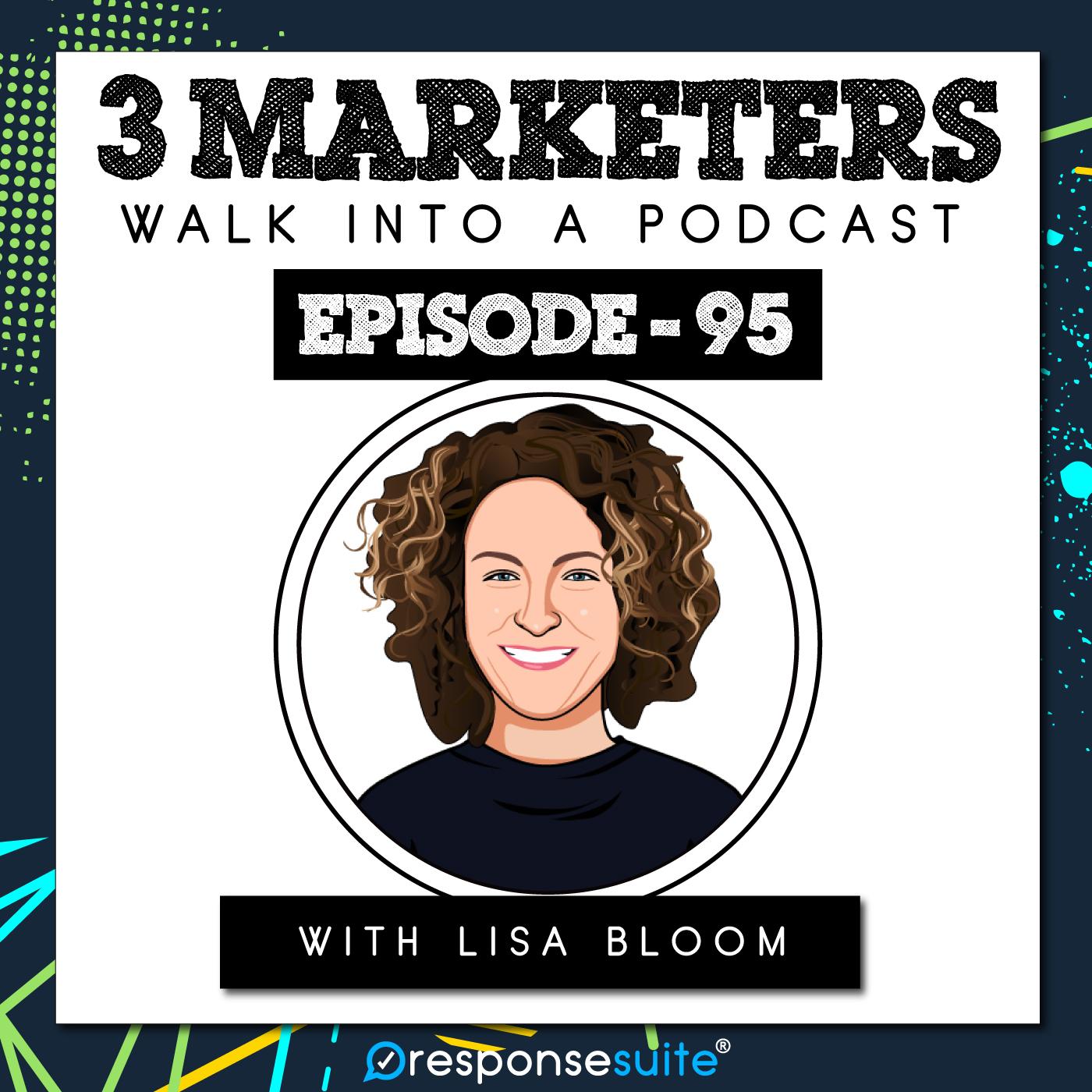 Artwork for podcast 3 Marketers Walk Into A Podcast