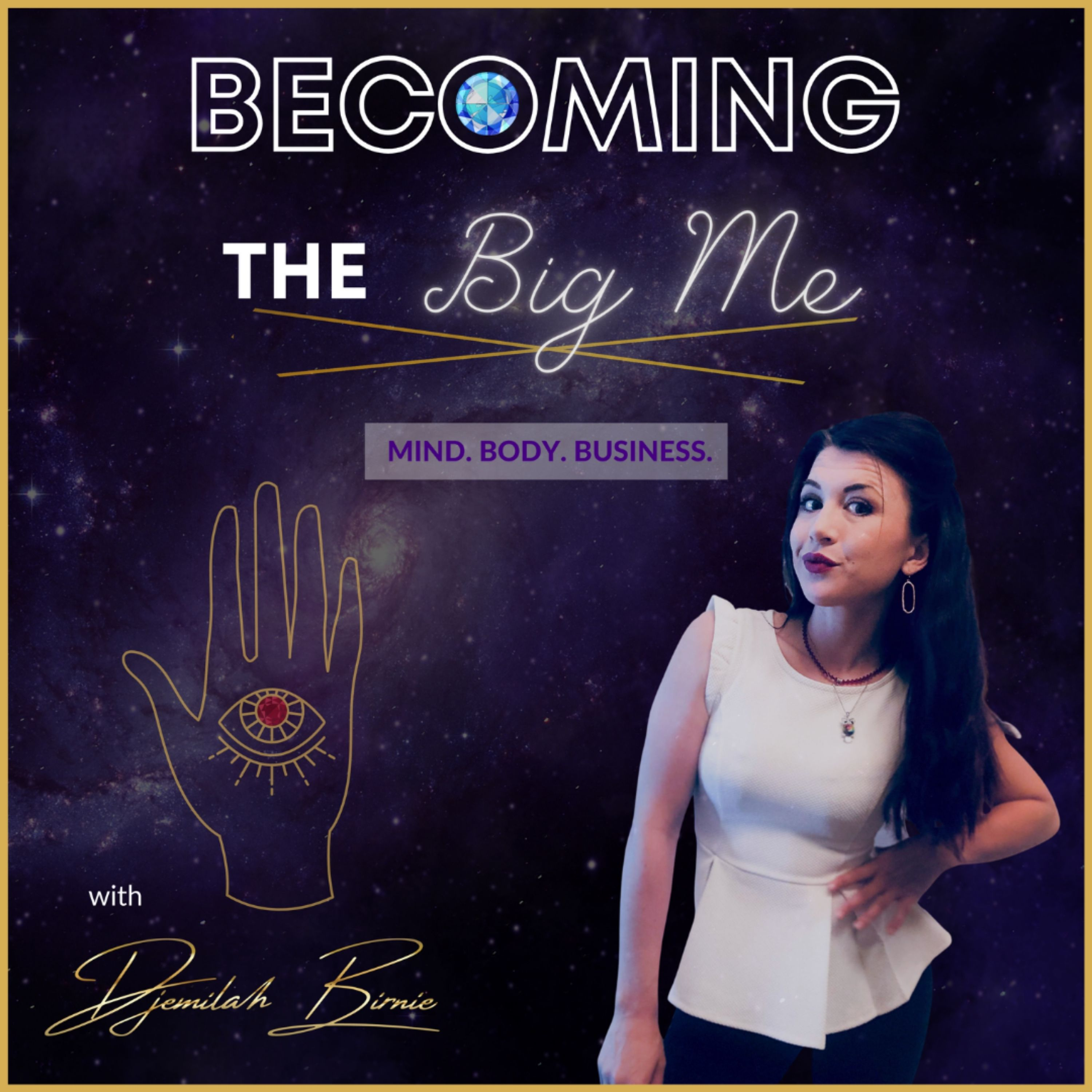 Artwork for podcast The Becoming the Big Me Podcast