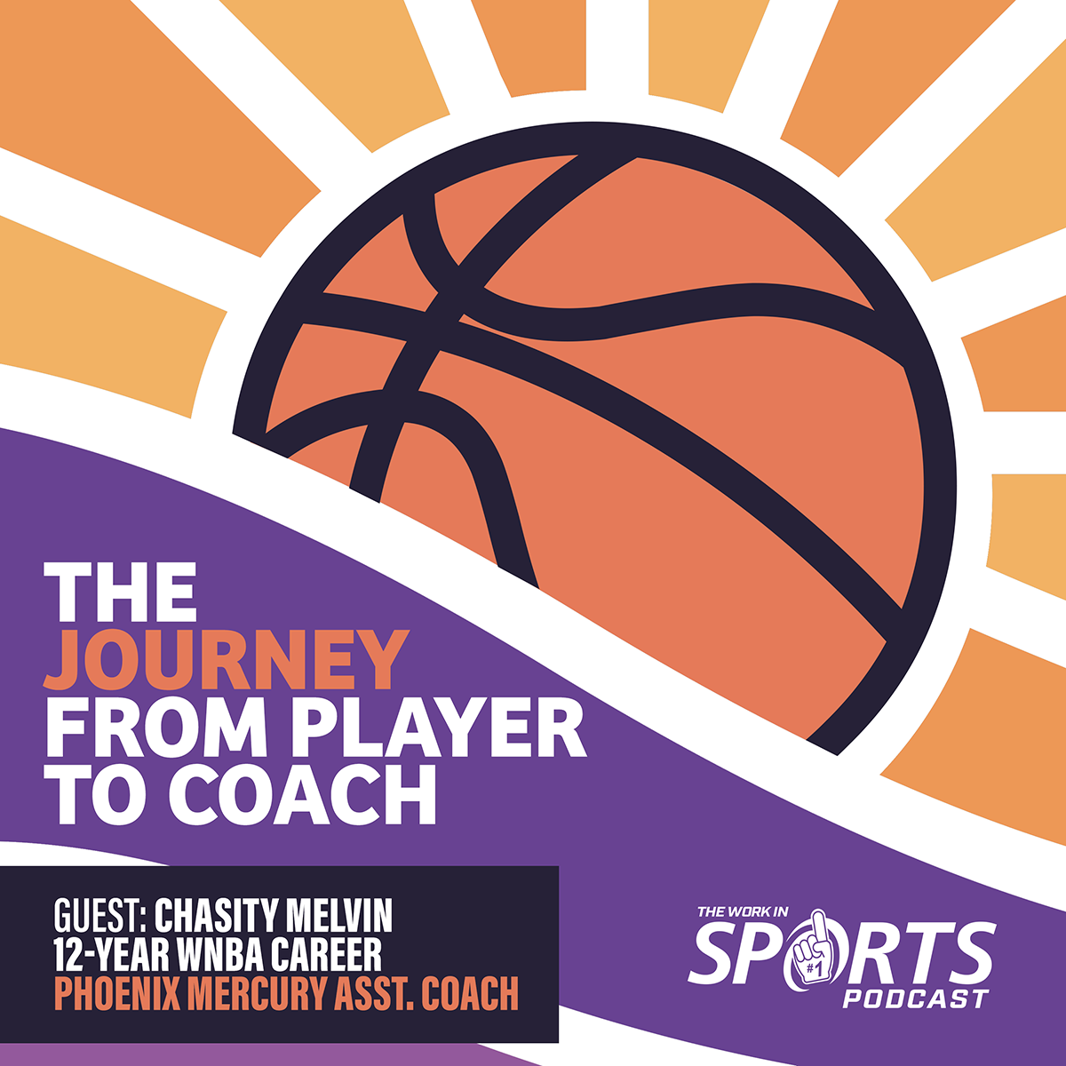 Artwork for podcast The Work in Sports Podcast - Insider Advice for Sports Careers