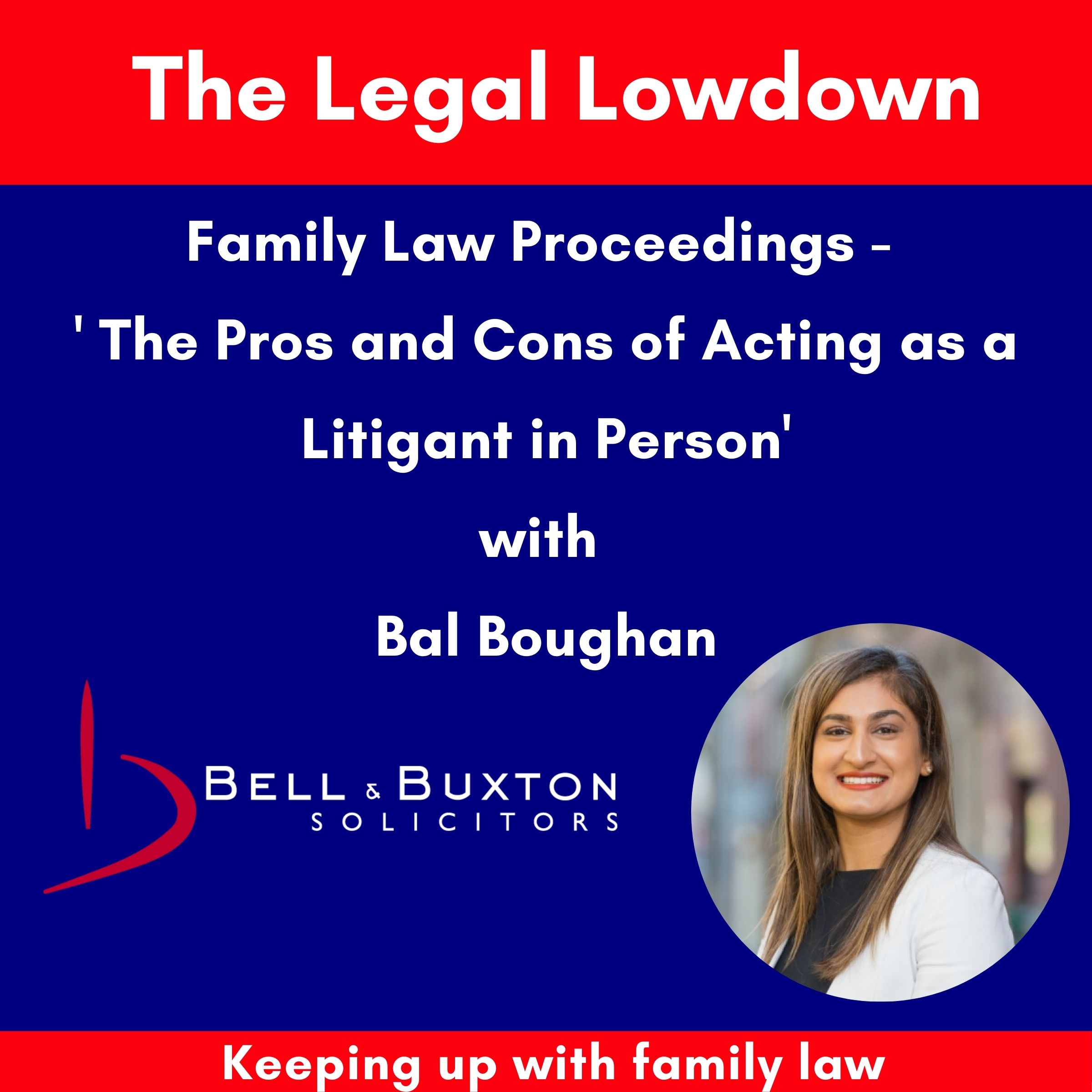 Artwork for podcast The Legal Lowdown