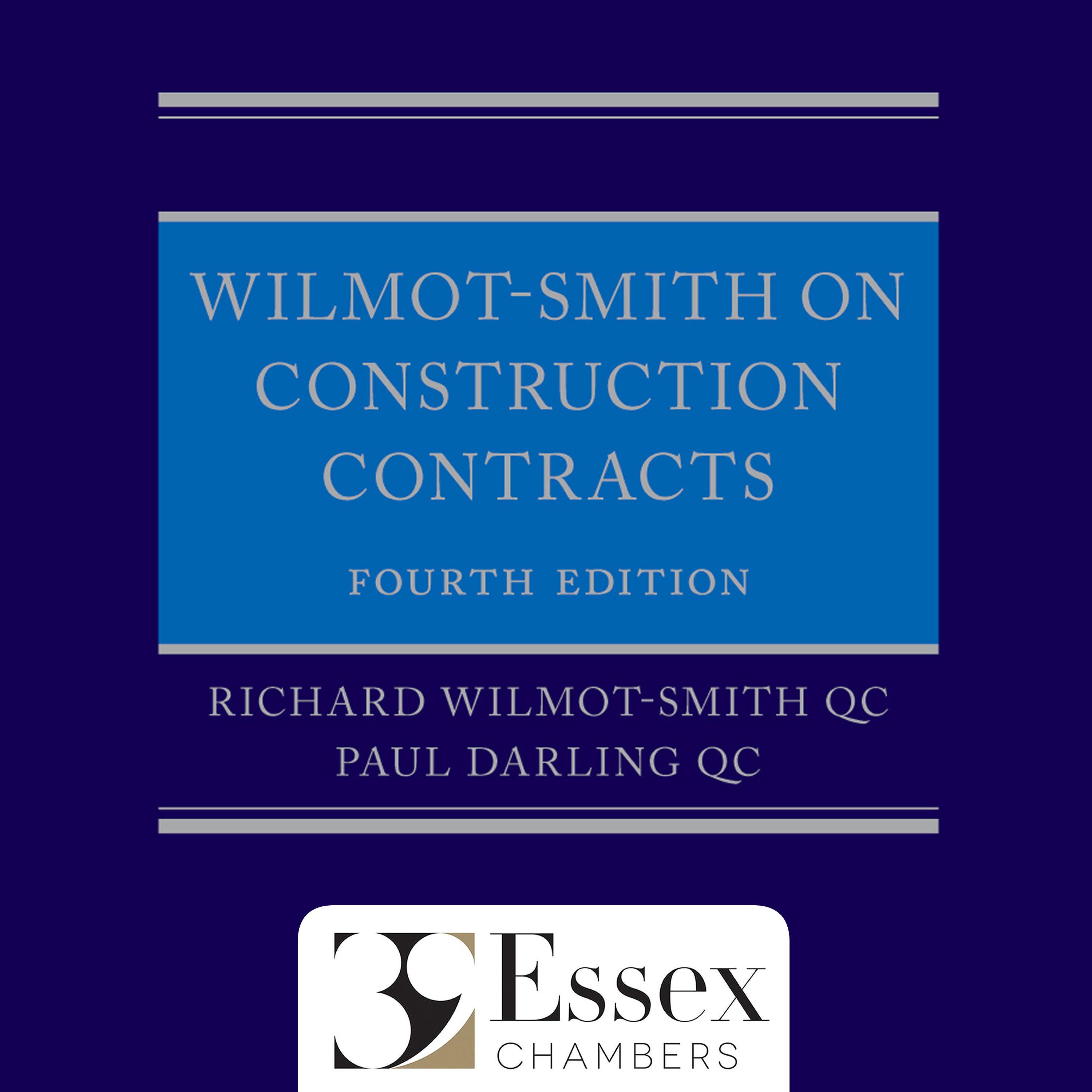 Artwork for podcast Wilmot-Smith on Construction Contracts: The Podcast
