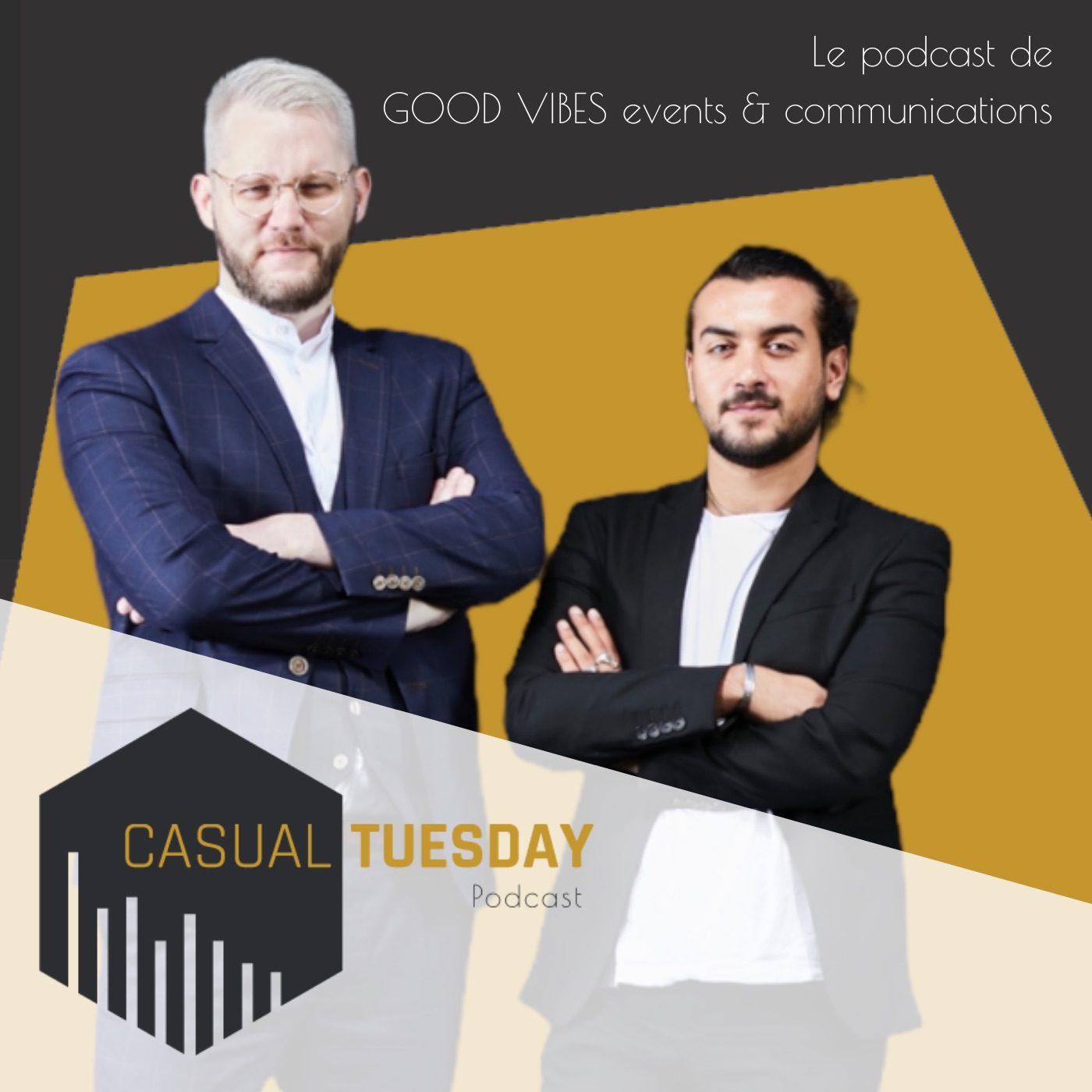 Artwork for podcast Casual Tuesday