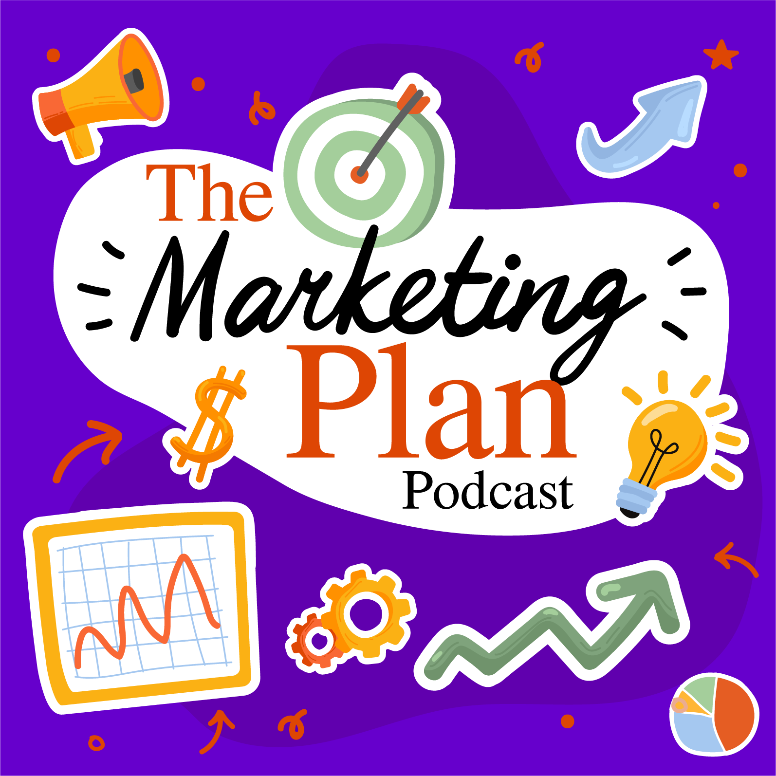 Show artwork for The Marketing Plan Podcast
