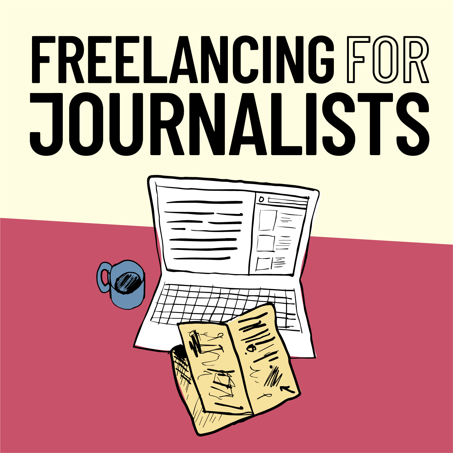 Show artwork for Freelancing for Journalists