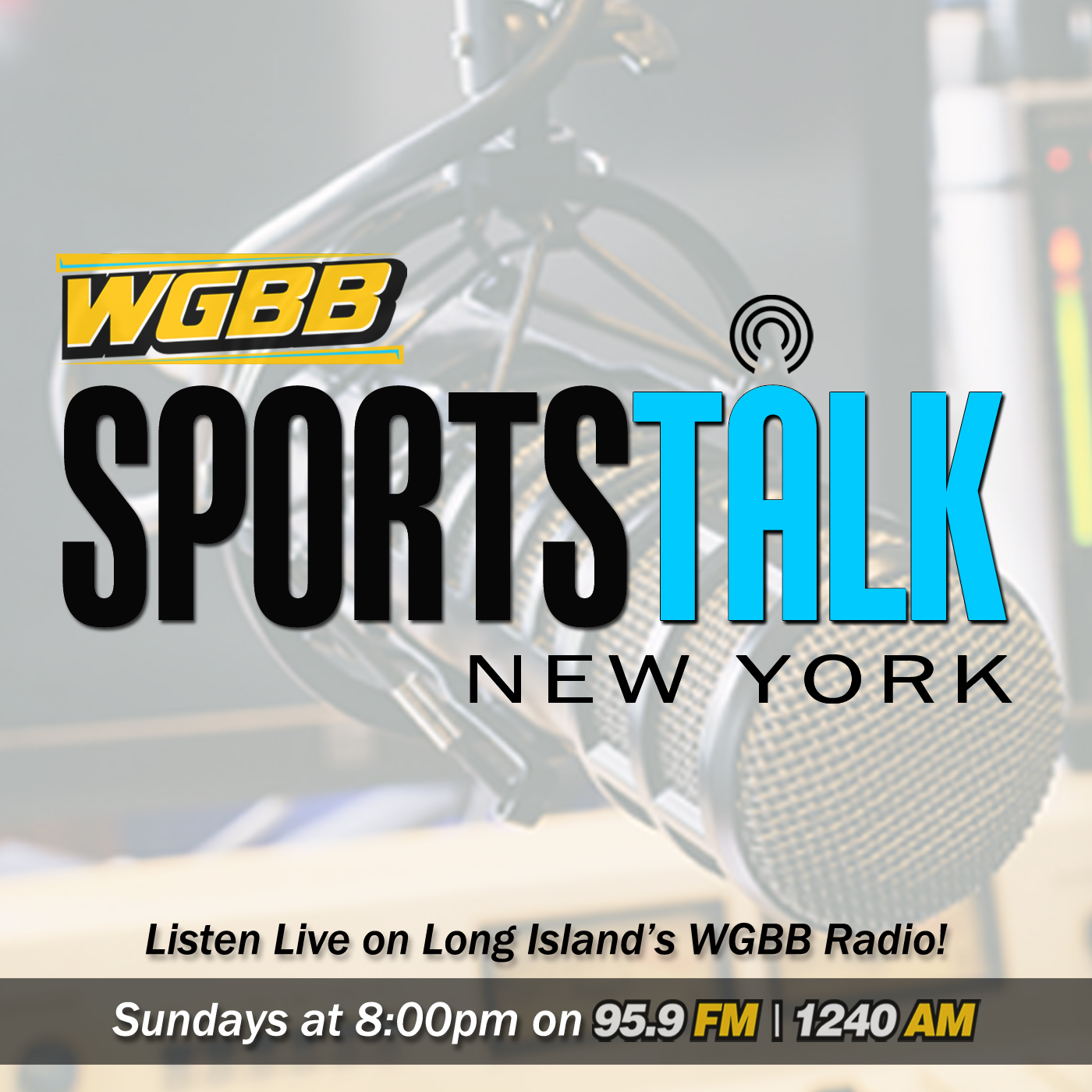 Show artwork for WGBB Sports Talk New York