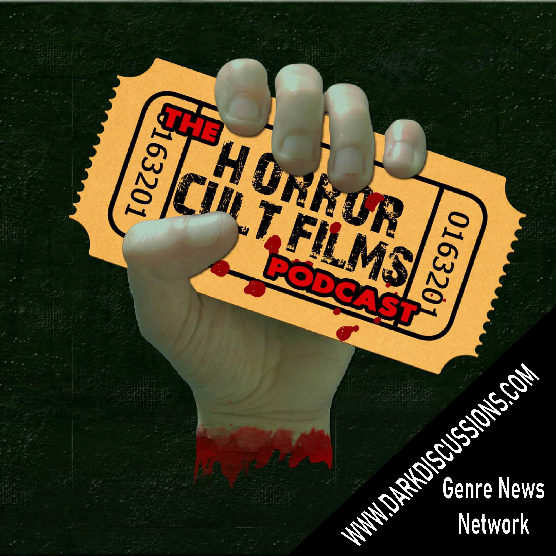 Artwork for podcast The HorrorCultFilms Podcast