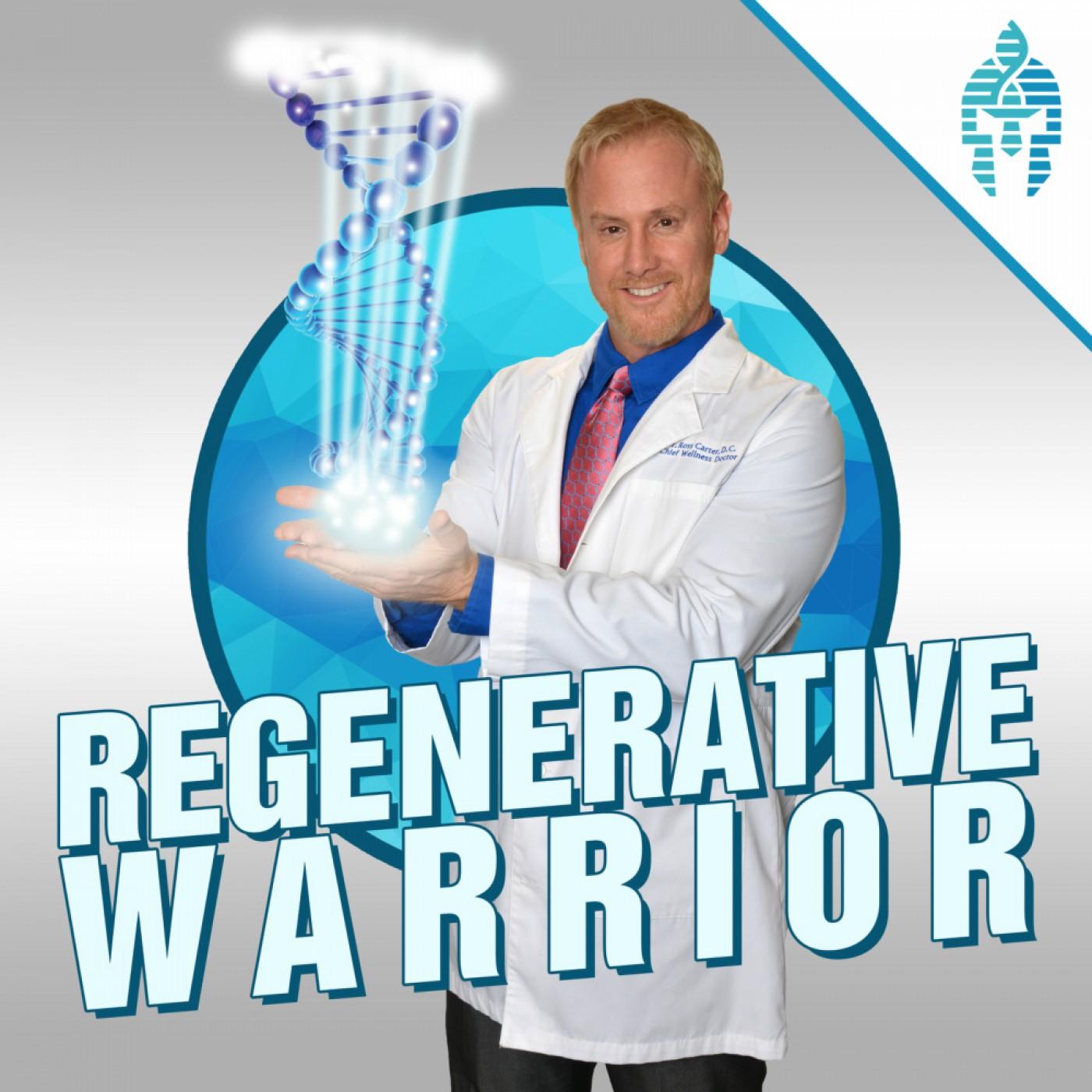 Show artwork for Regenerative Warrior