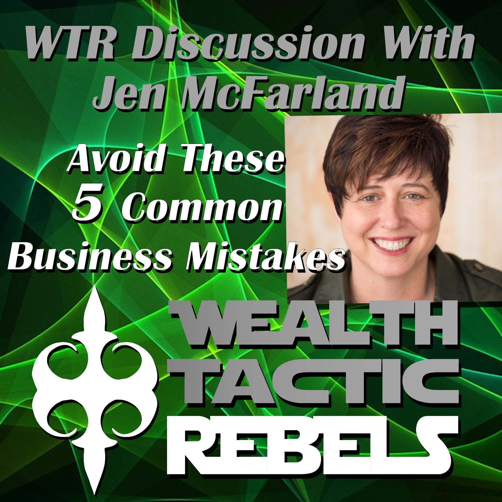 Artwork for podcast Wealth Tactic Rebels