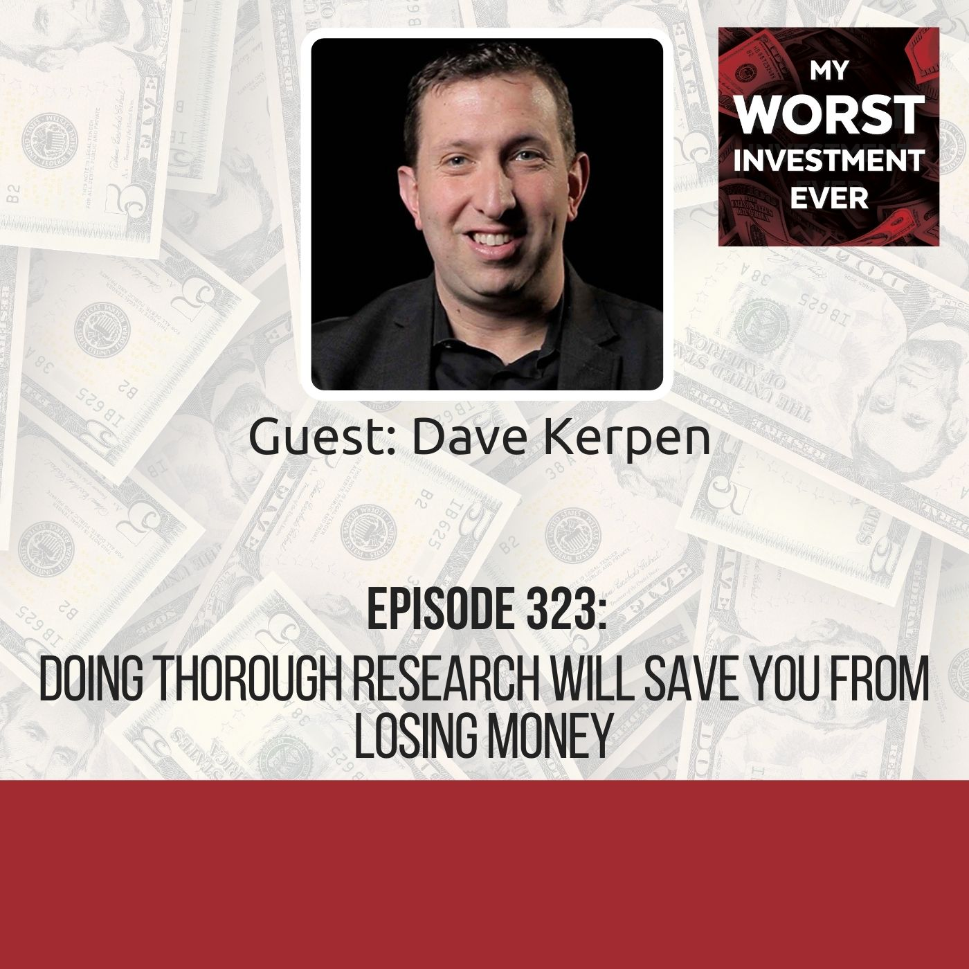 Dave Kerpen – Doing Thorough Research Will Save You From Losing Money