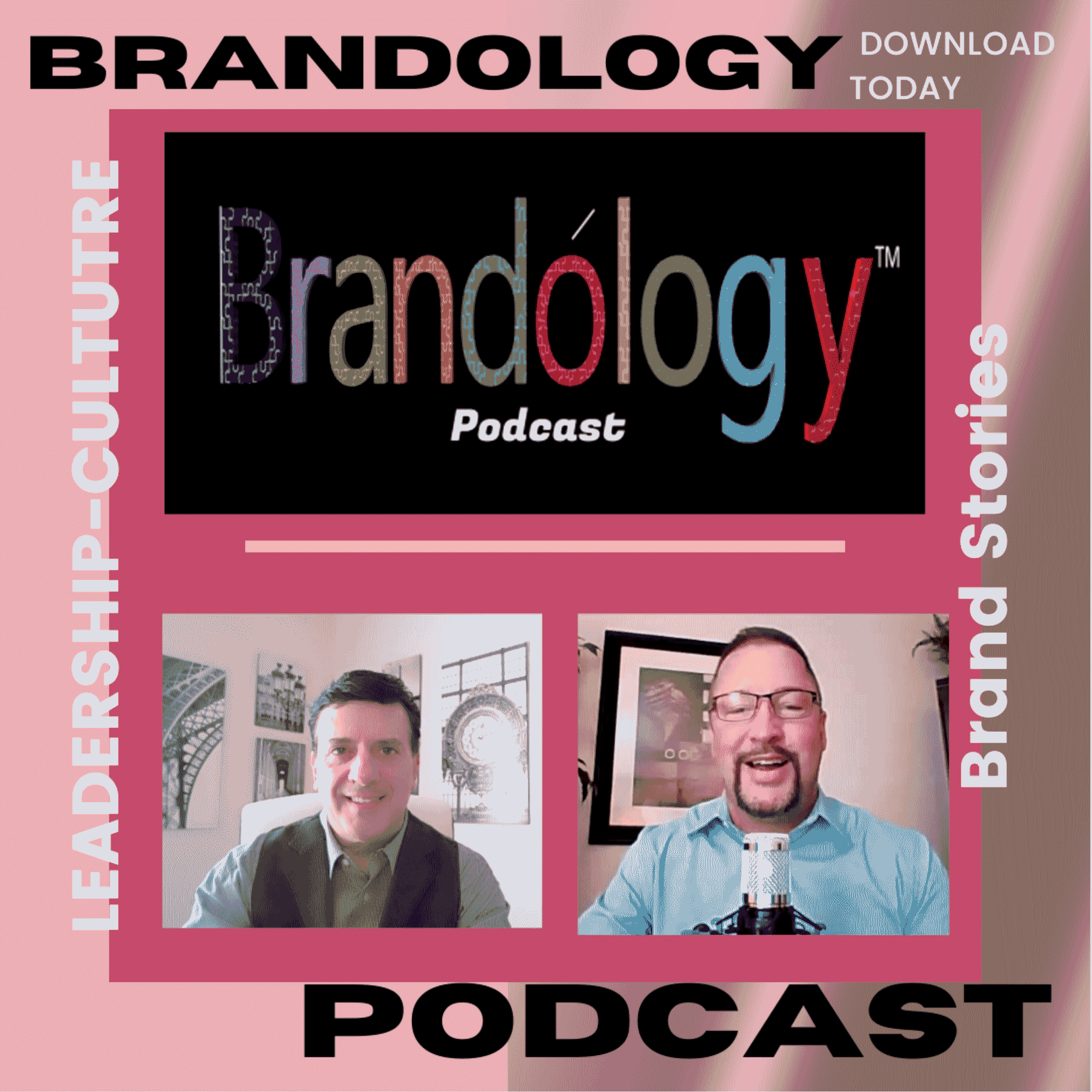 Show artwork for Brandology™