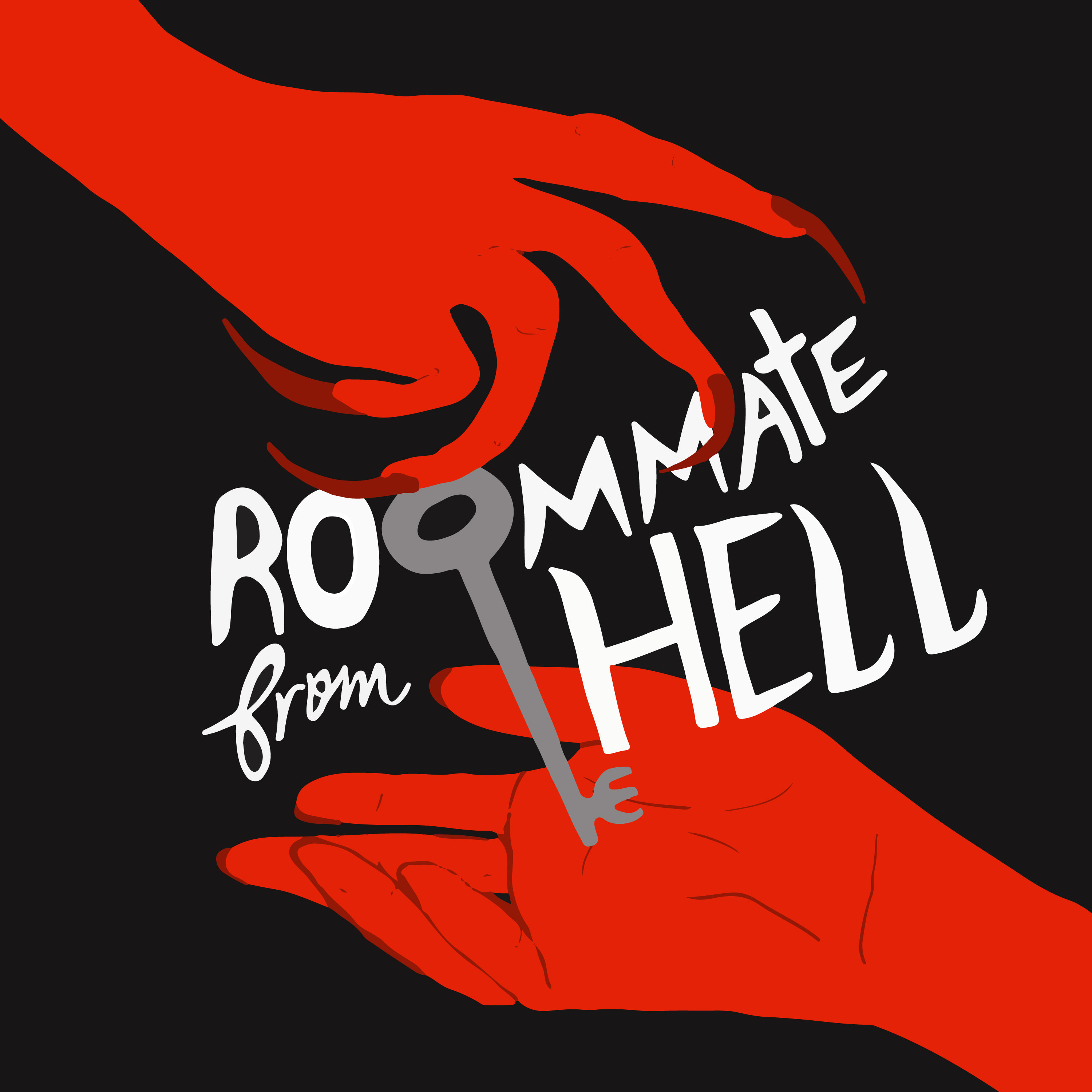 Artwork for podcast Roommate From Hell