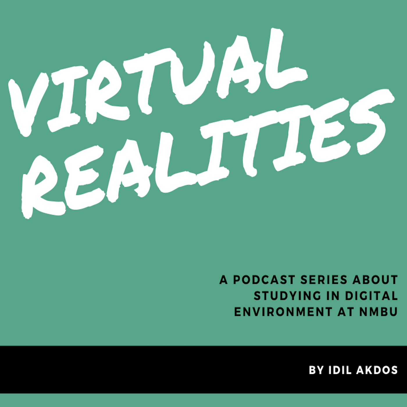 Show artwork for Virtual Realities