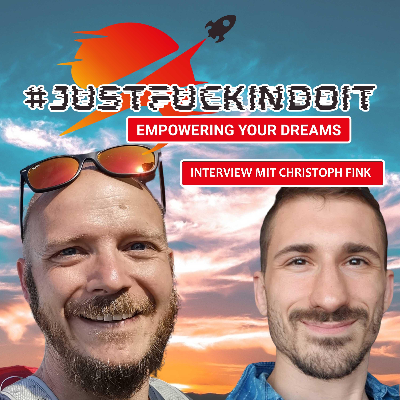 Artwork for podcast #justfuckindoit - Gespräche mit mutigen Vorausgehern