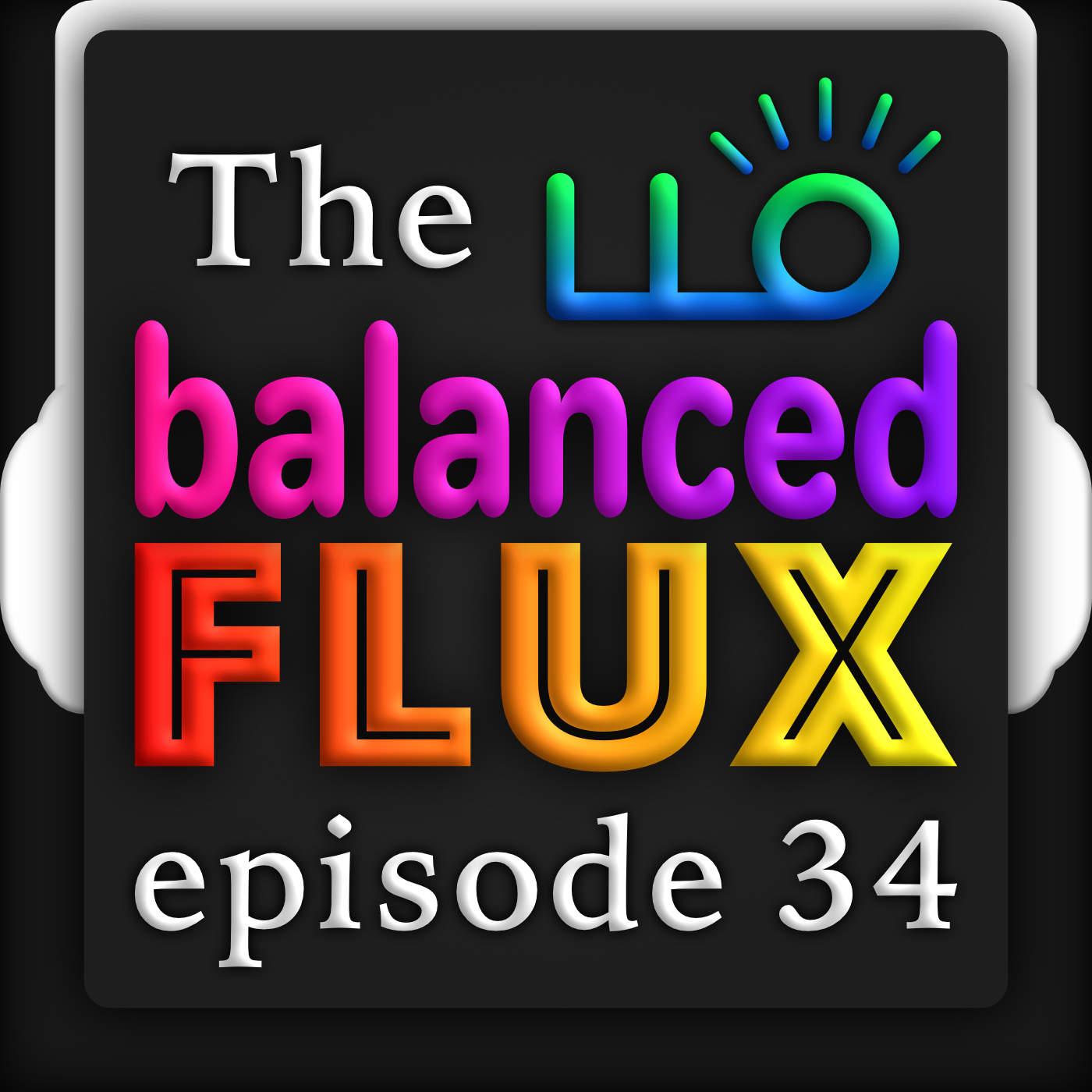Artwork for podcast balanced FLUX