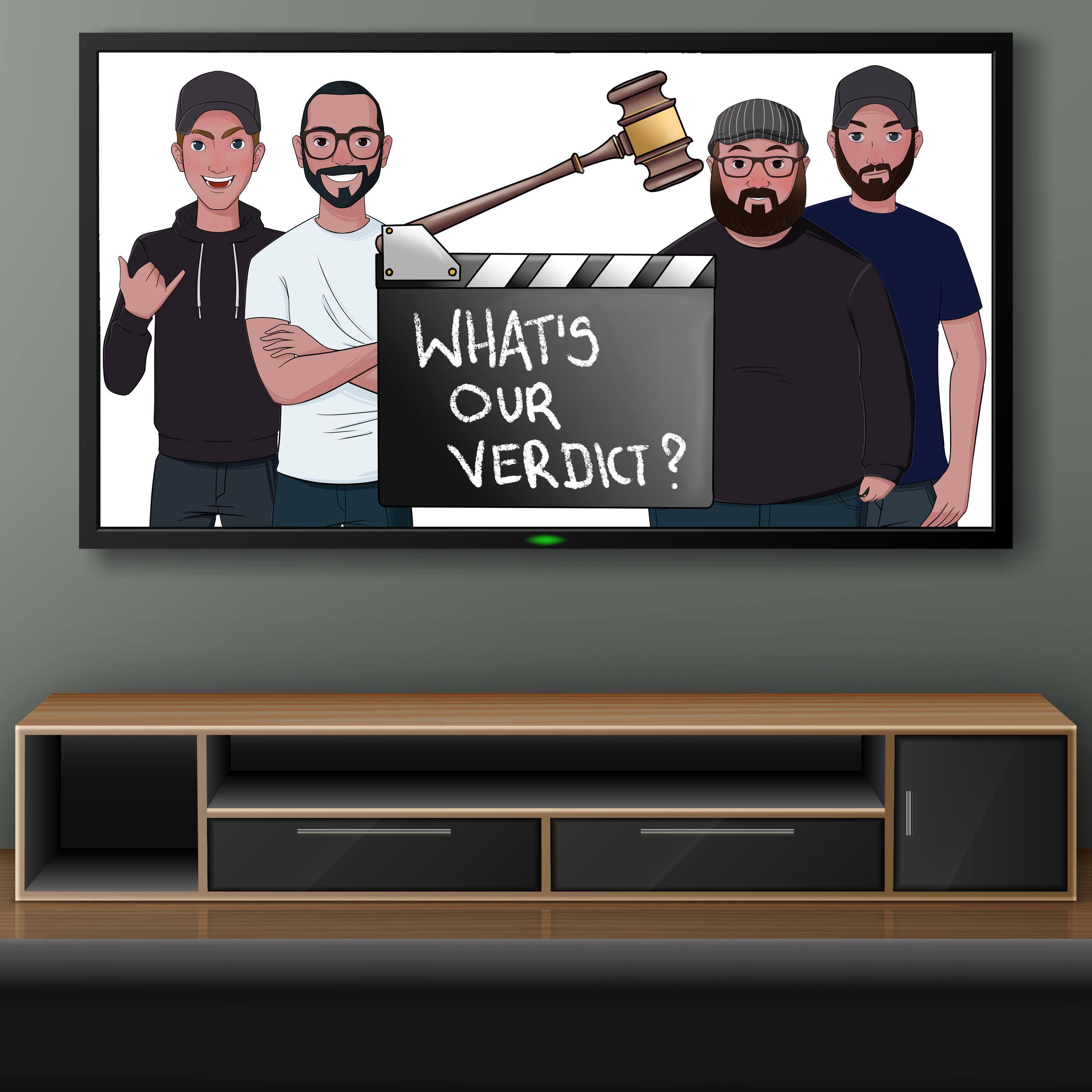 Artwork for podcast What's Our Verdict TV