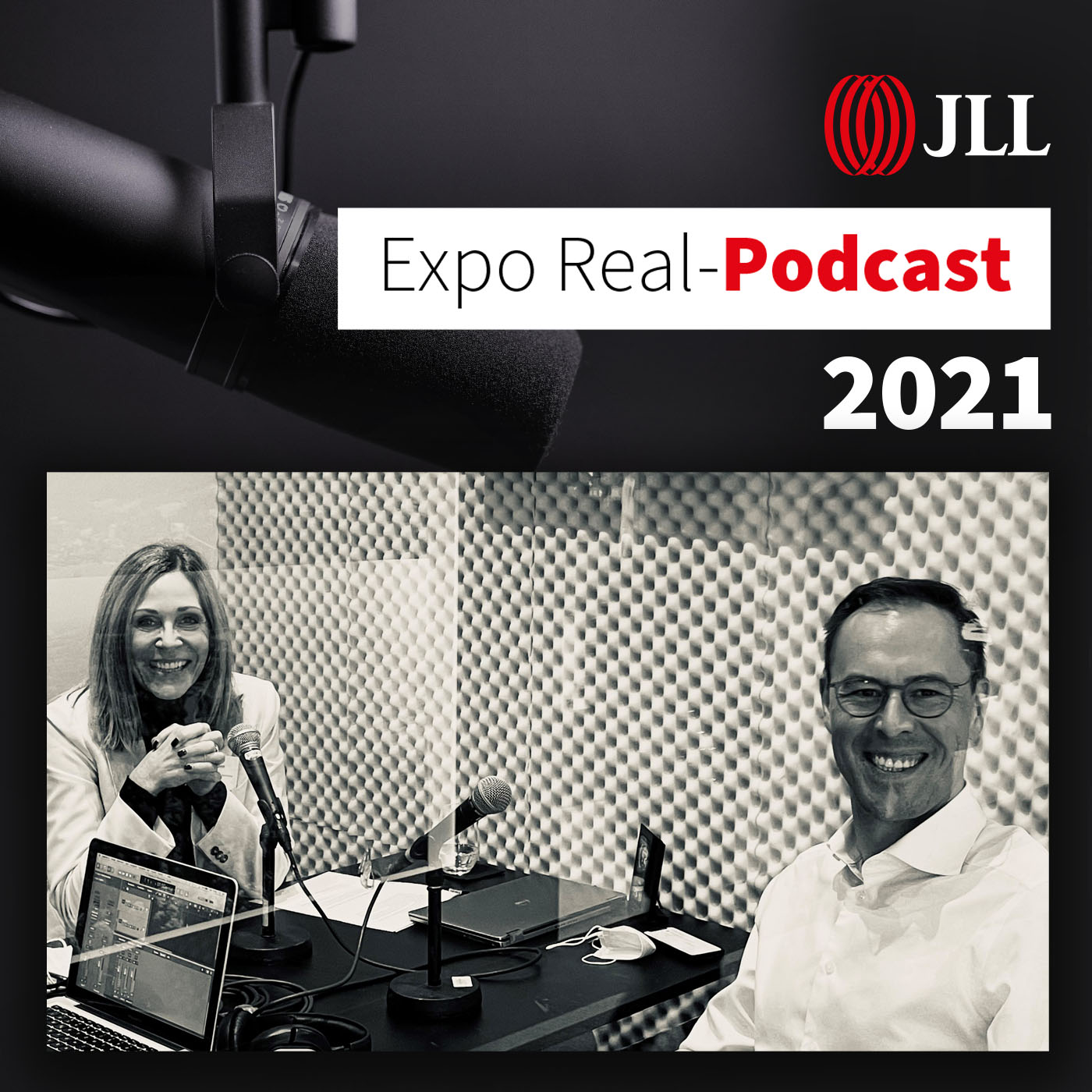 Artwork for podcast JLL Expo Real-Podcast 2021