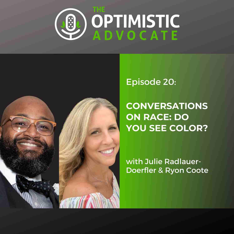 Artwork for podcast The Optimistic Advocate