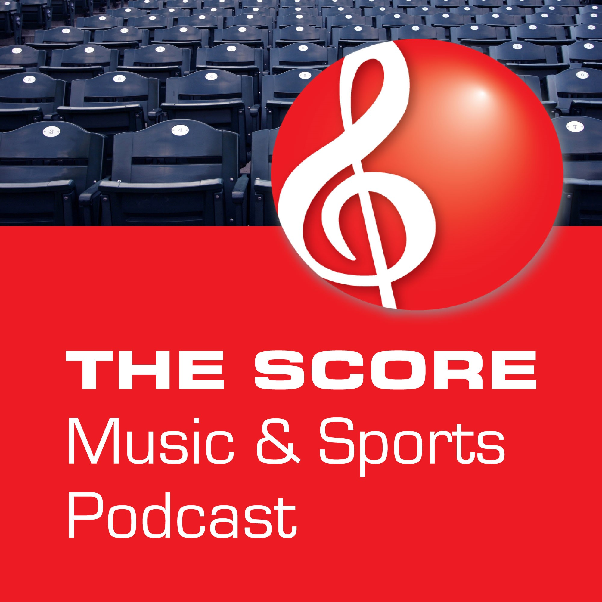 Show artwork for The Score Music and Sports Podcast