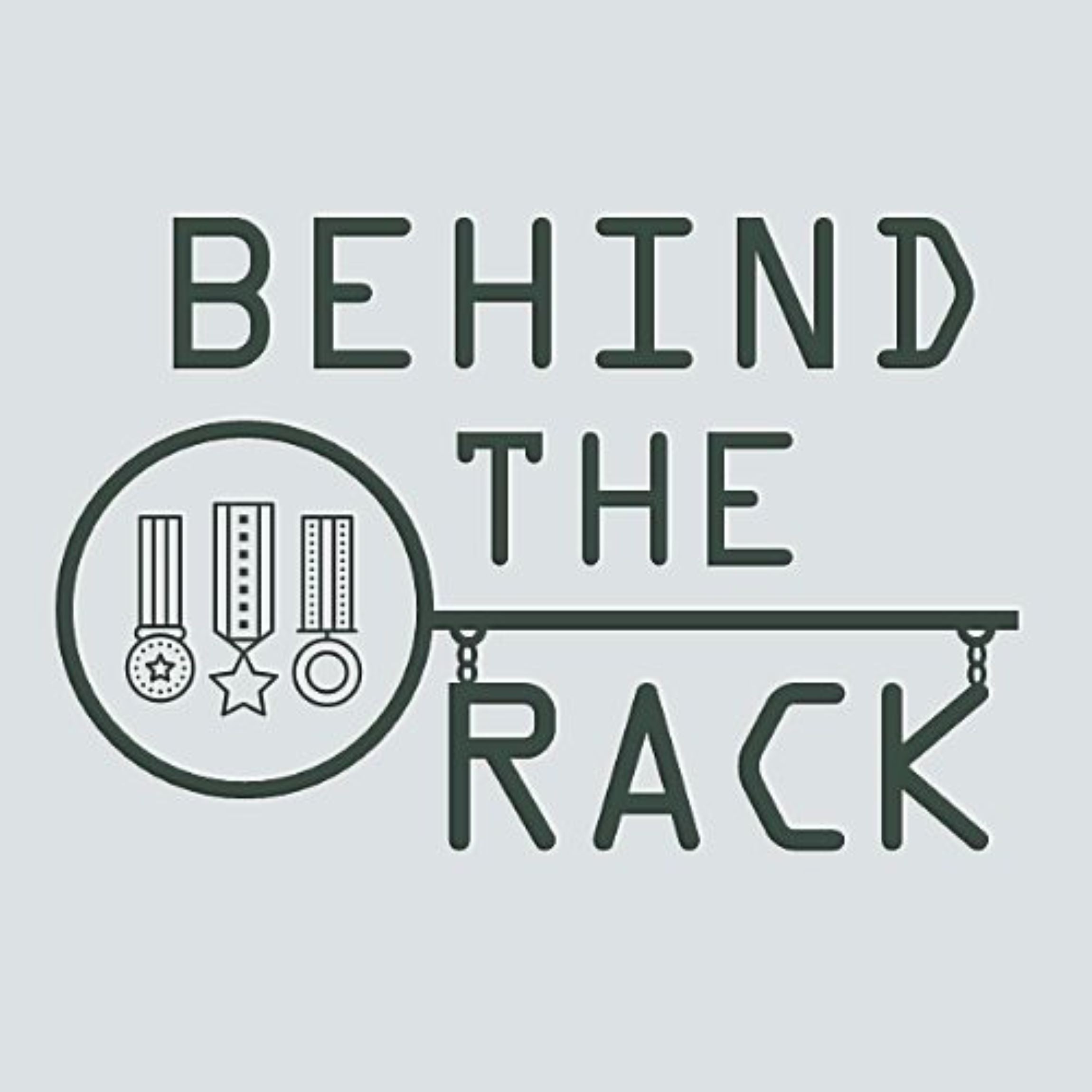 Show artwork for Behind the Rack
