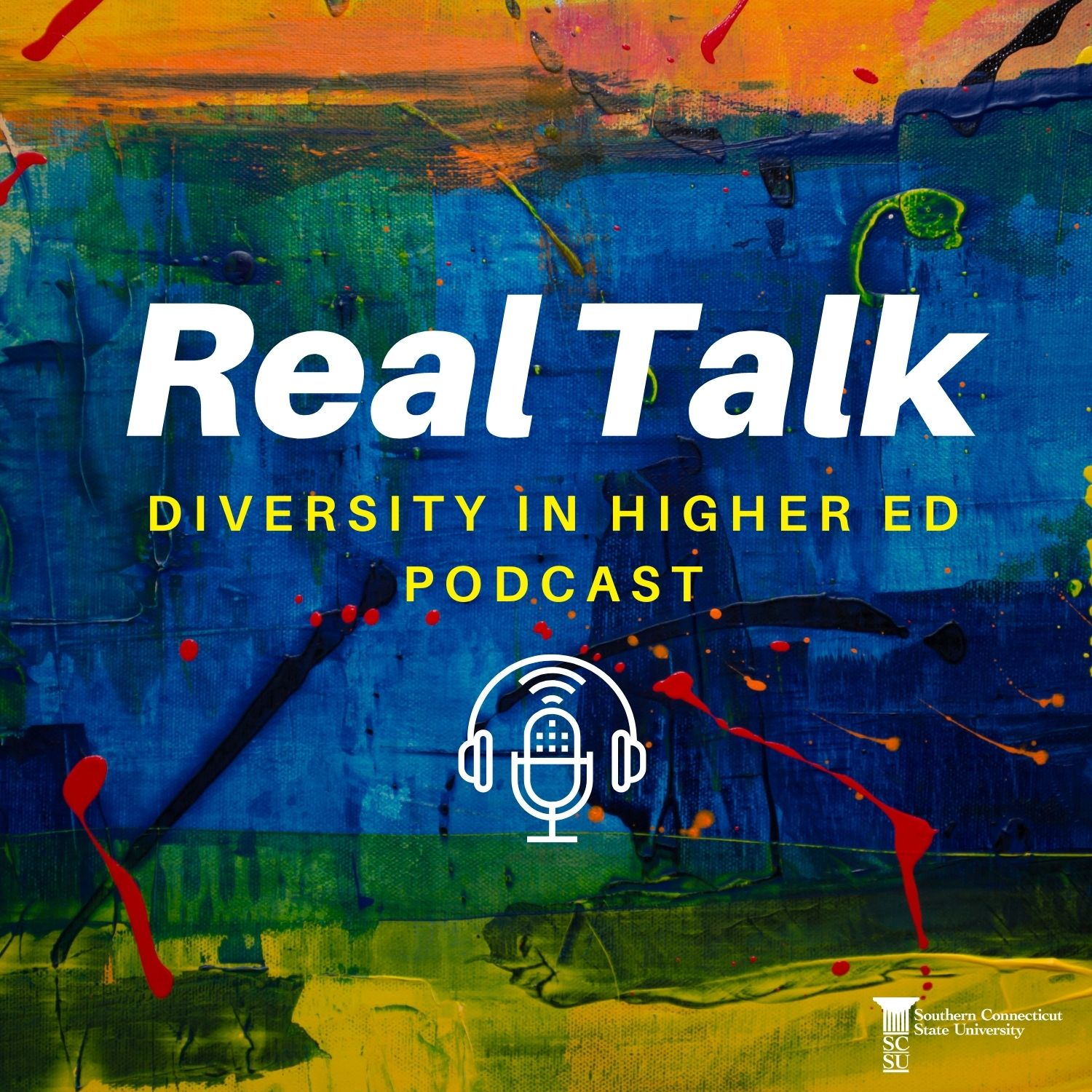 Show artwork for Real Talk: A Diversity in Higher Ed Podcast