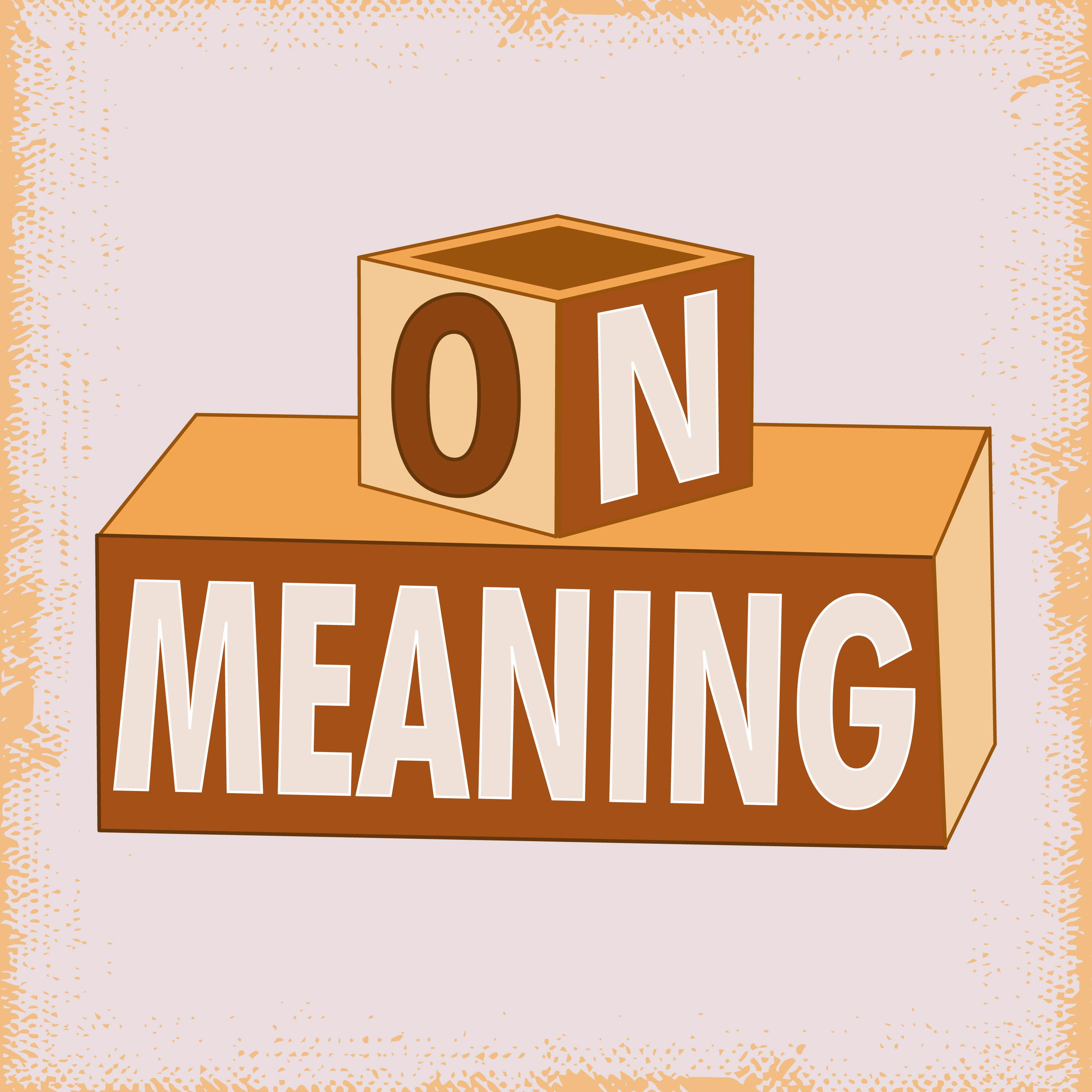 Show artwork for On Meaning