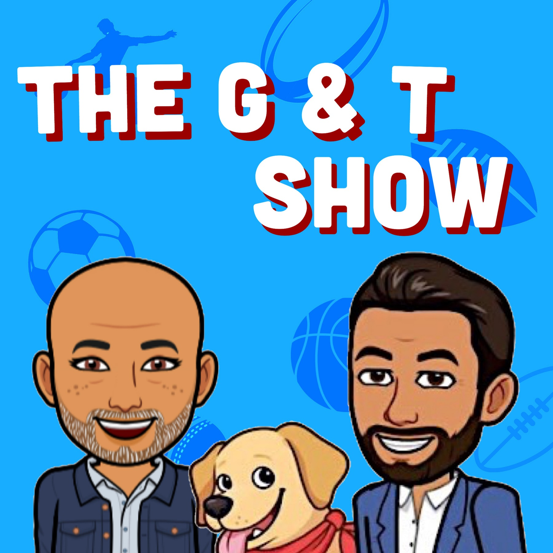 Show artwork for The G&T NRL Show