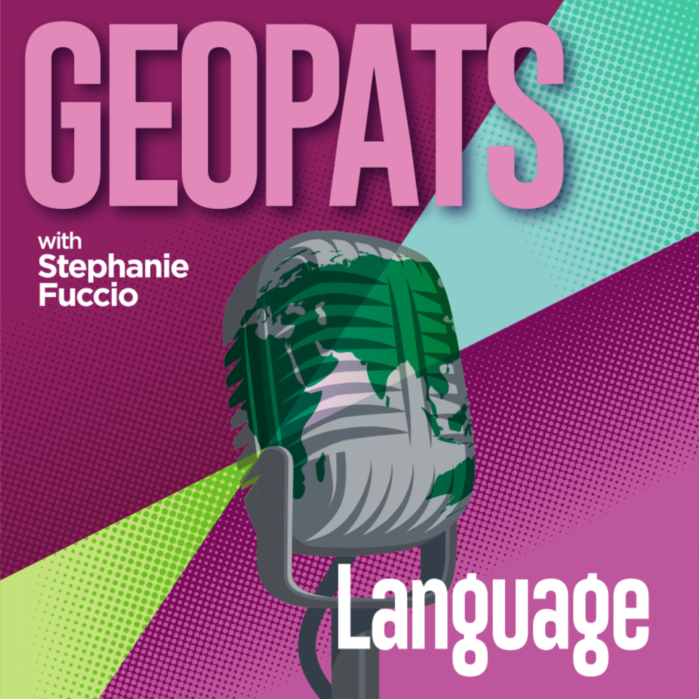 Artwork for podcast Geopats Language